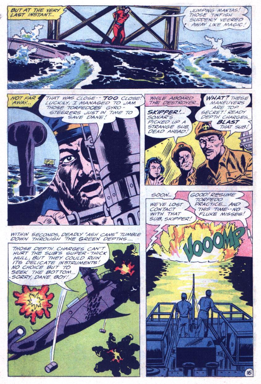 Read online Sea Devils comic -  Issue #26 - 23