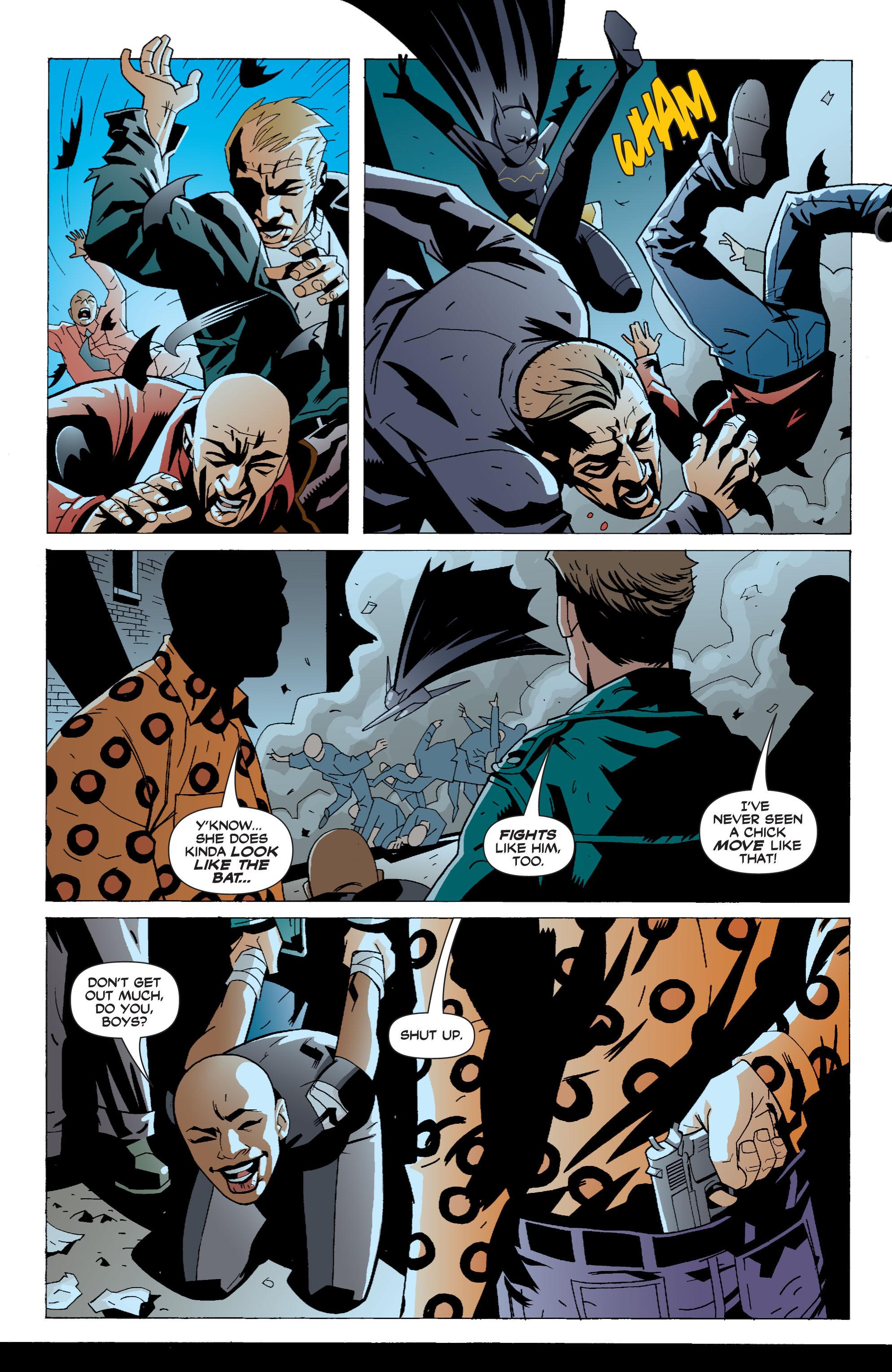 Read online Batman: War Games comic -  Issue #6 - 9