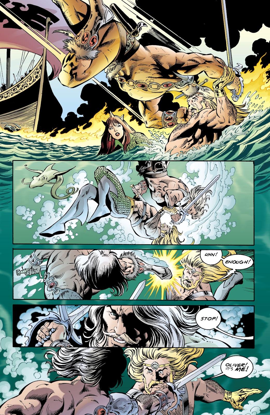 Aquaman (1994) Issue #71 #77 - English 18