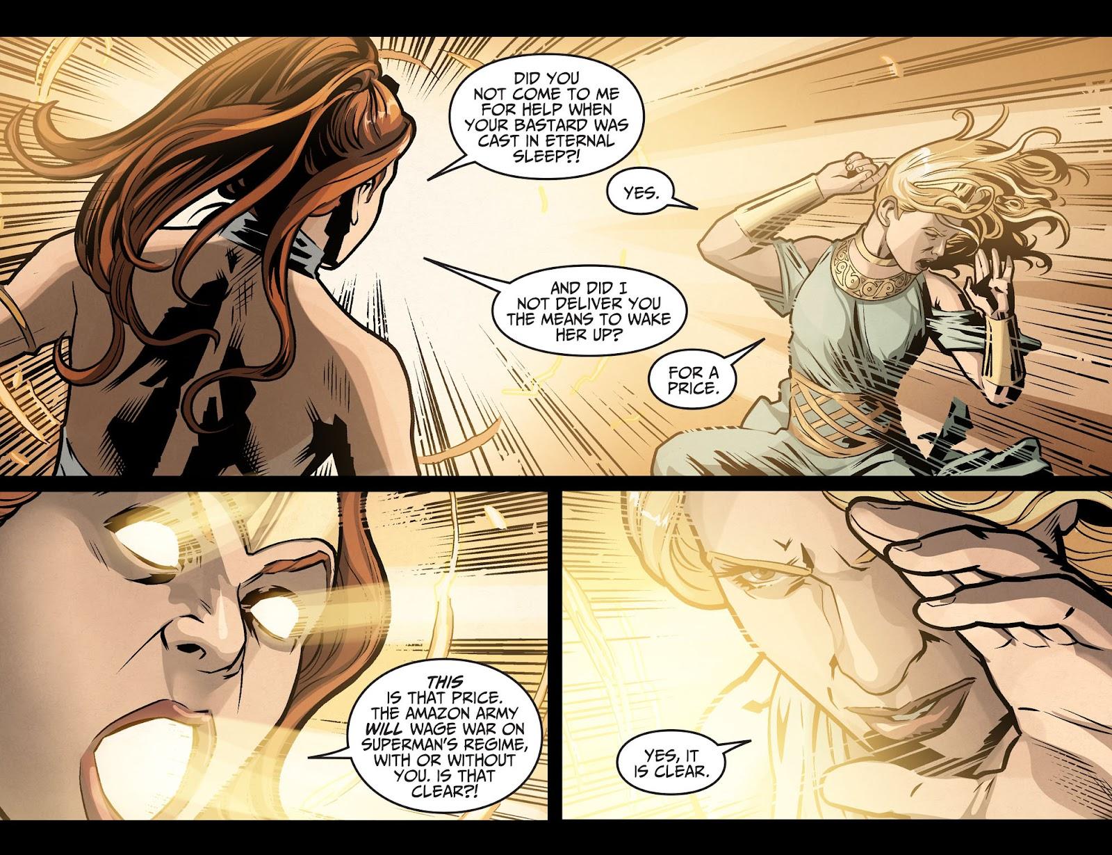 Injustice: Gods Among Us Year Four Issue #6 #7 - English 15