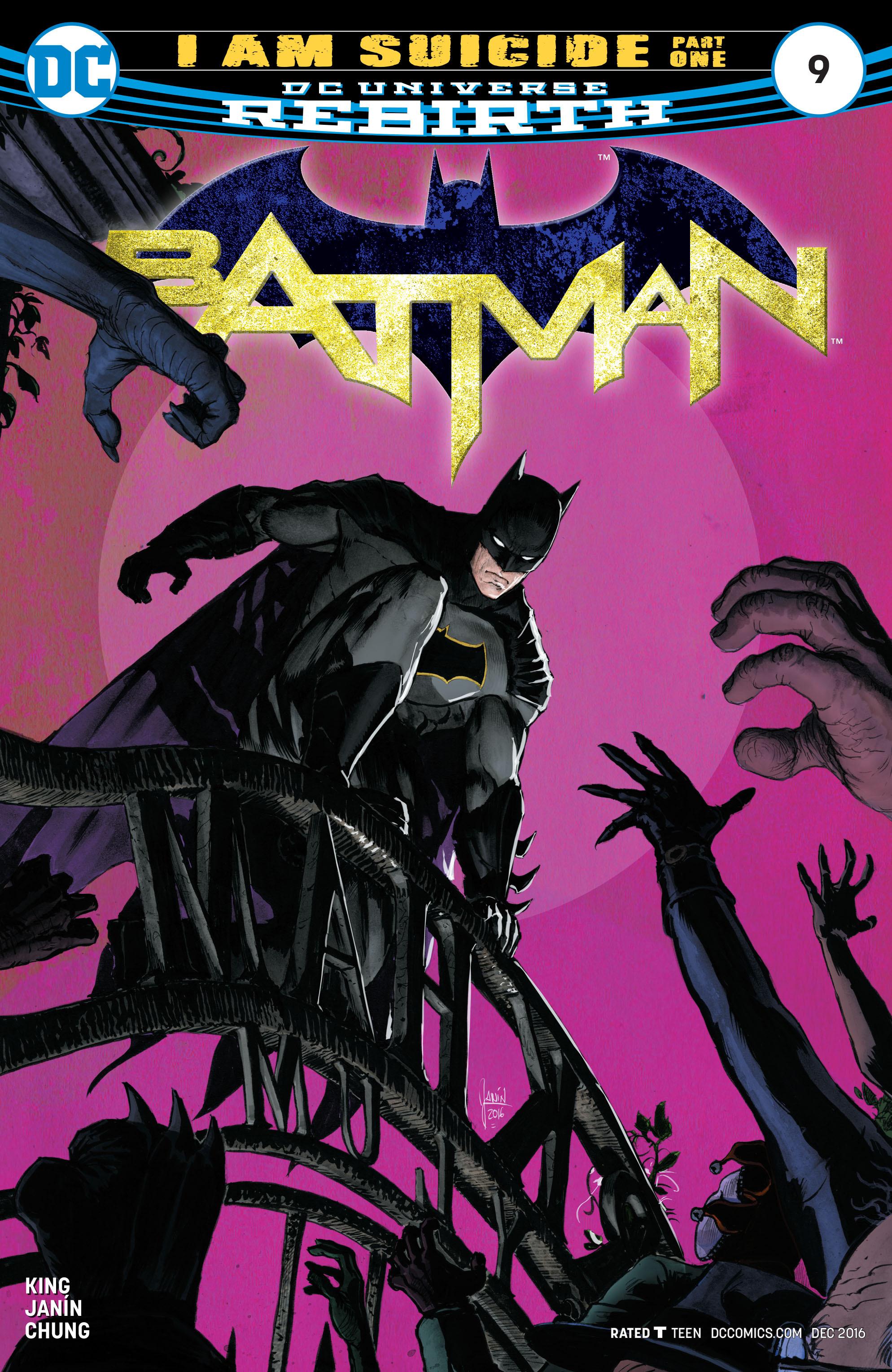 Batman (2016) 9 Page 1