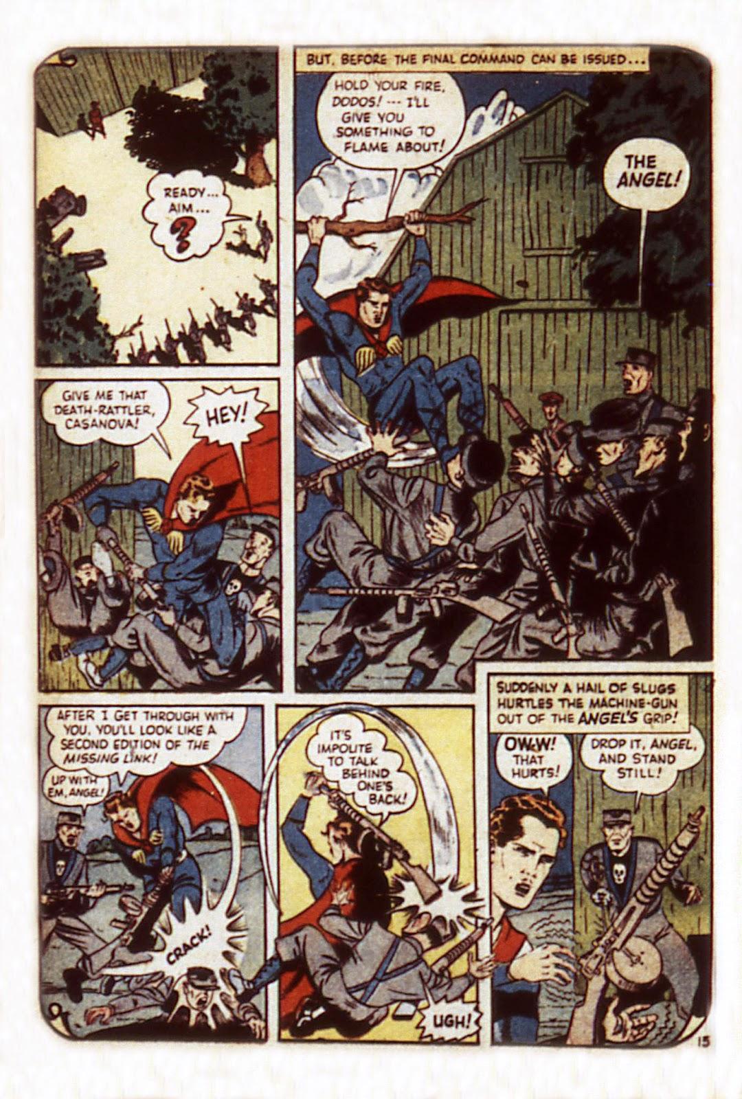 Sub-Mariner Comics Issue #7 #7 - English 38