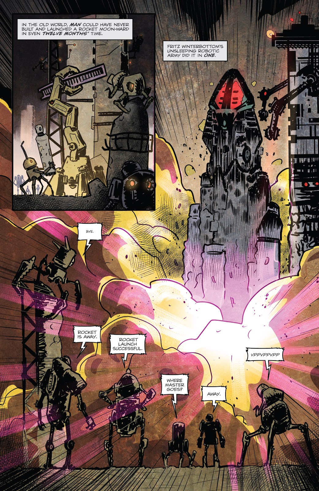Zombies vs Robots (2015) Issue #4 Page 6