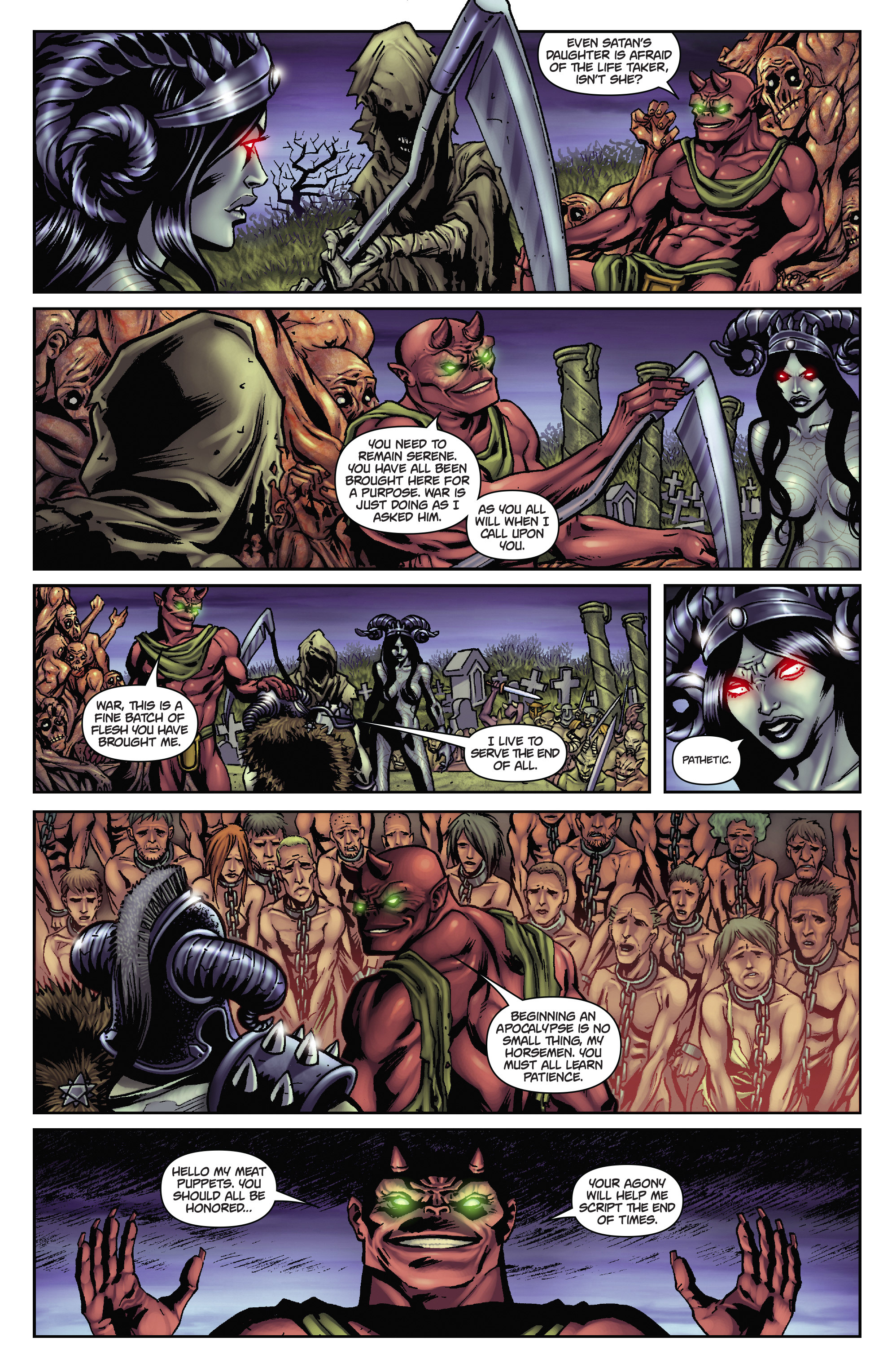 Army of Darkness: The Long Road Home TPB Page 41