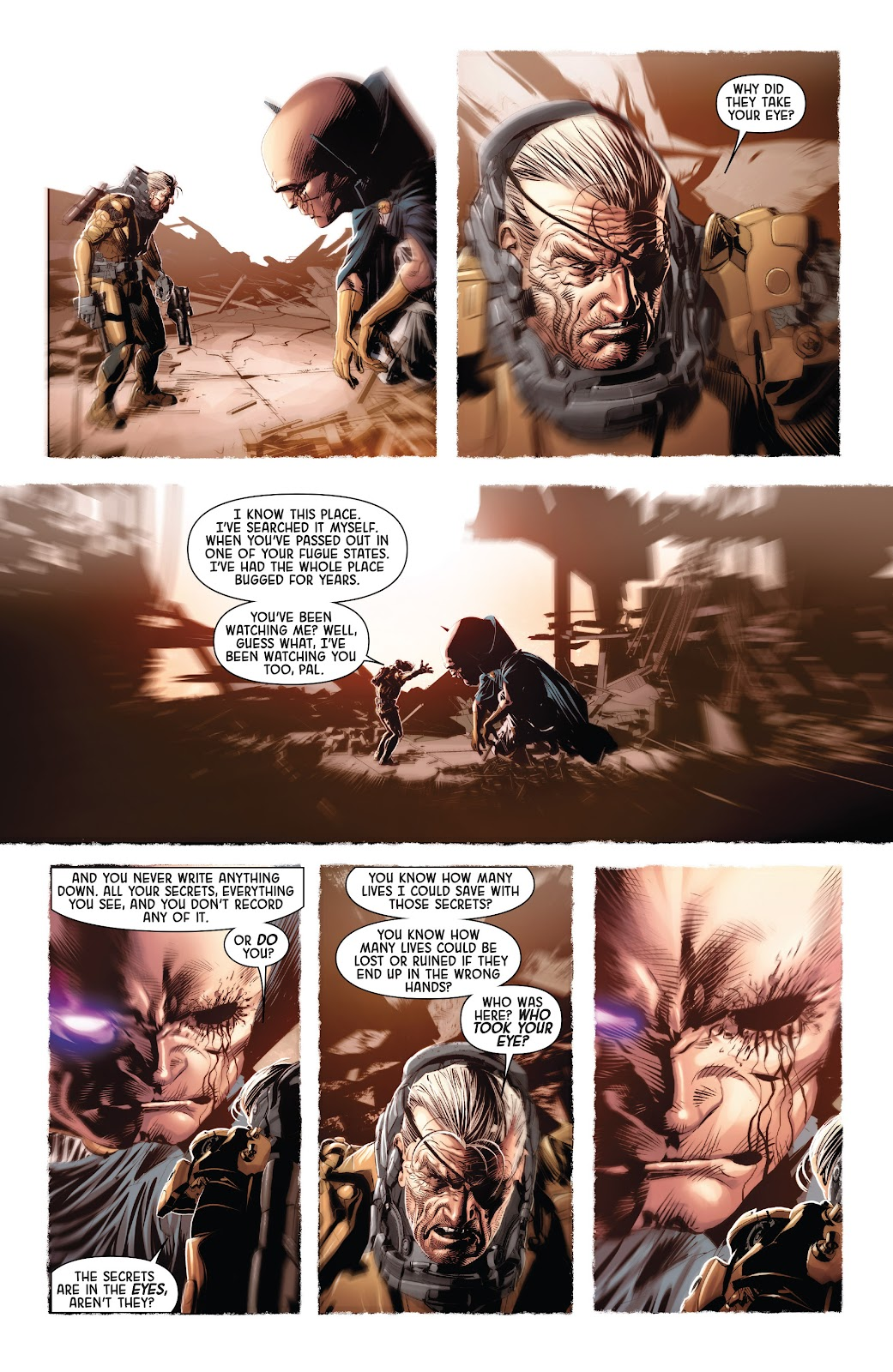 Original Sin Issue #8 #27 - English 13