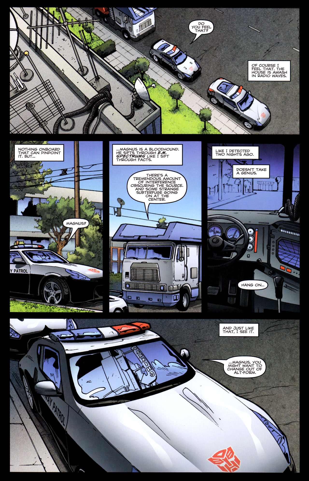 Read online The Transformers (2009) comic -  Issue #29 - 14