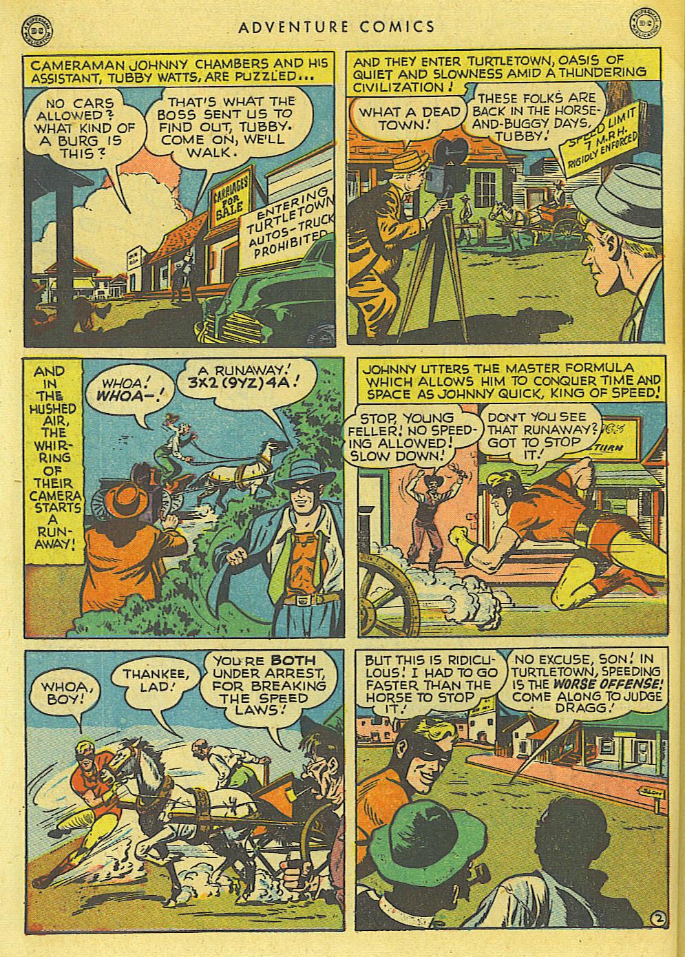 Read online Adventure Comics (1938) comic -  Issue #135 - 44
