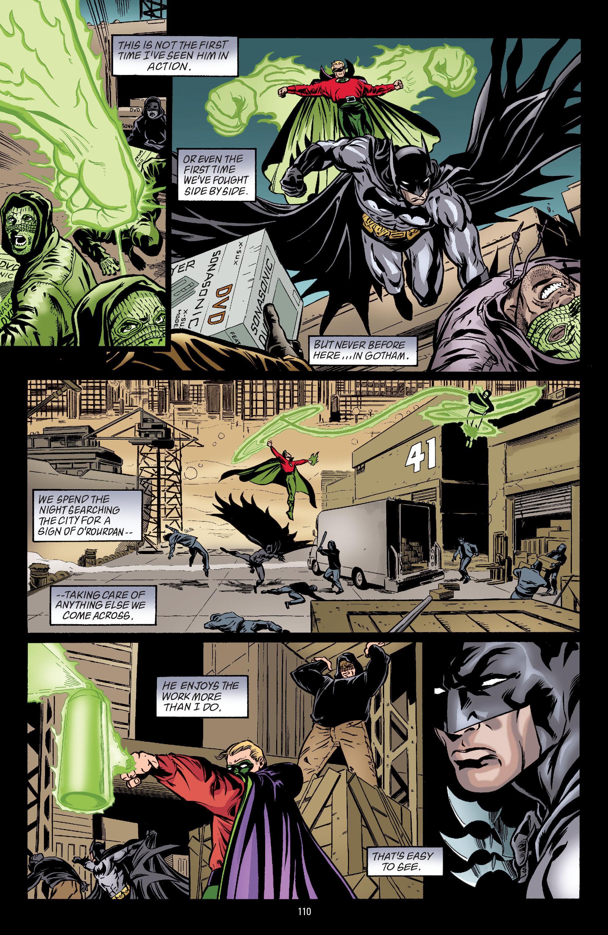 Batman: The Man Who Laughs chap 1 pic 111