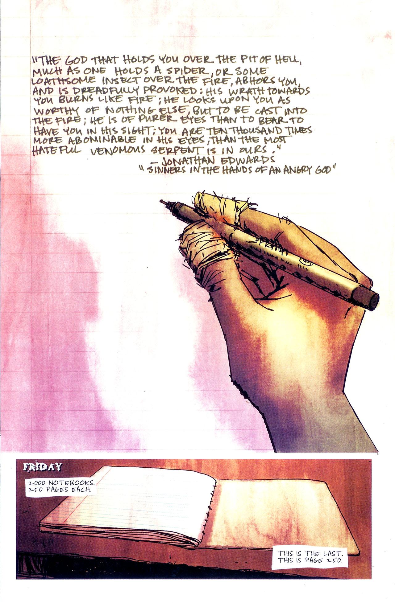 Read online Se7en comic -  Issue #7 - 5