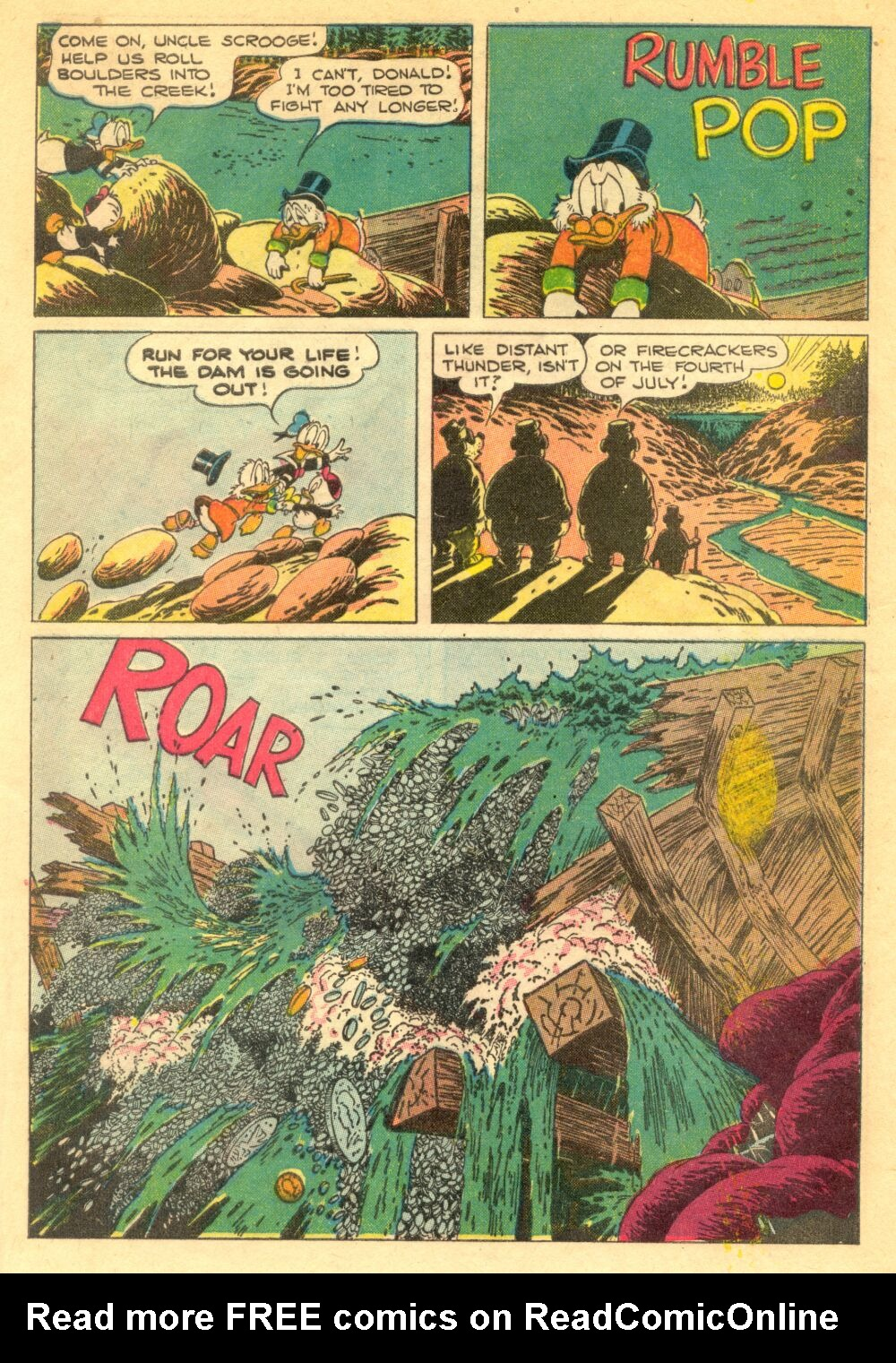 Uncle Scrooge (1953) Issue #1 #1 - English 28