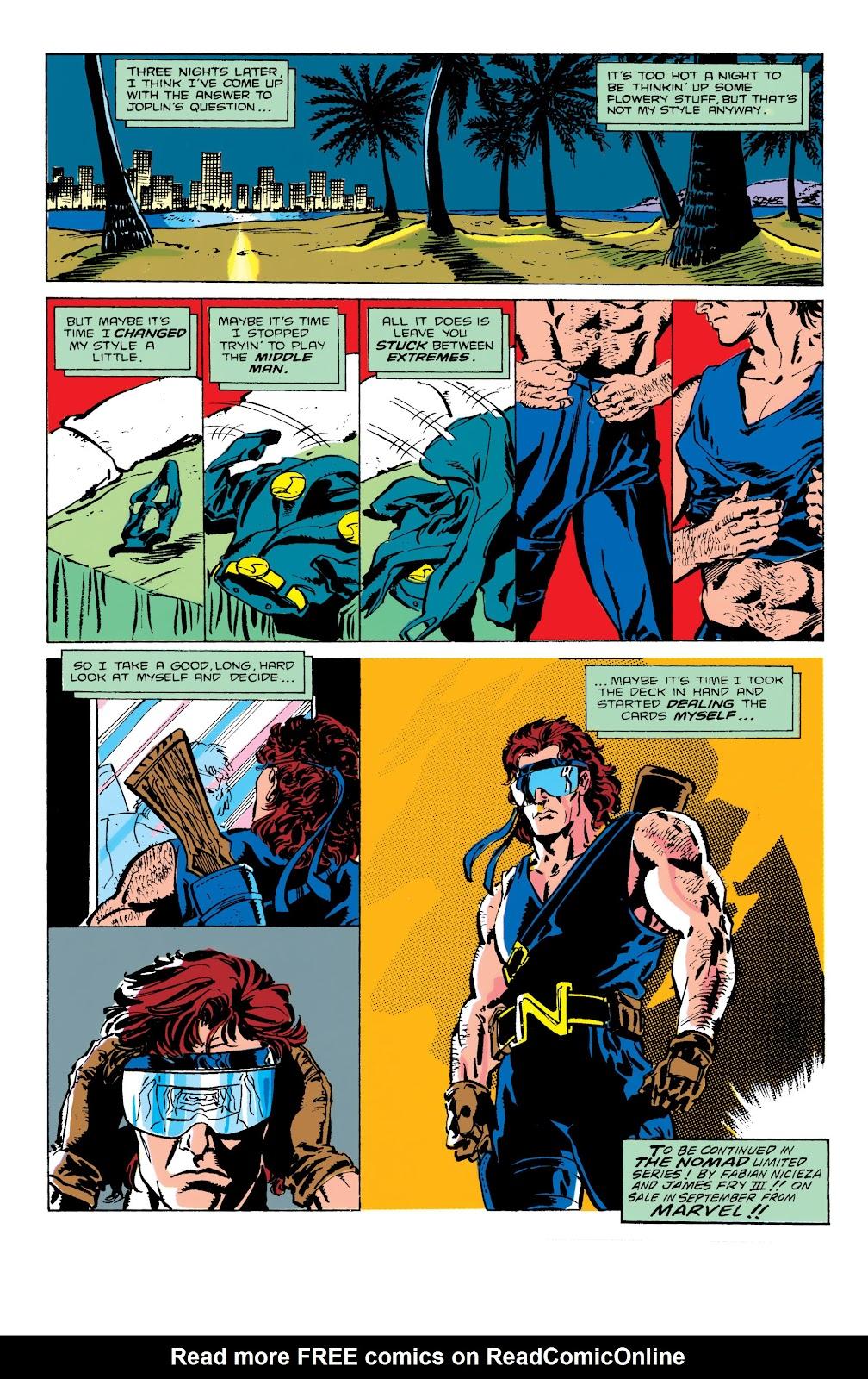 Captain America (1968) _Annual 9 #9 - English 56