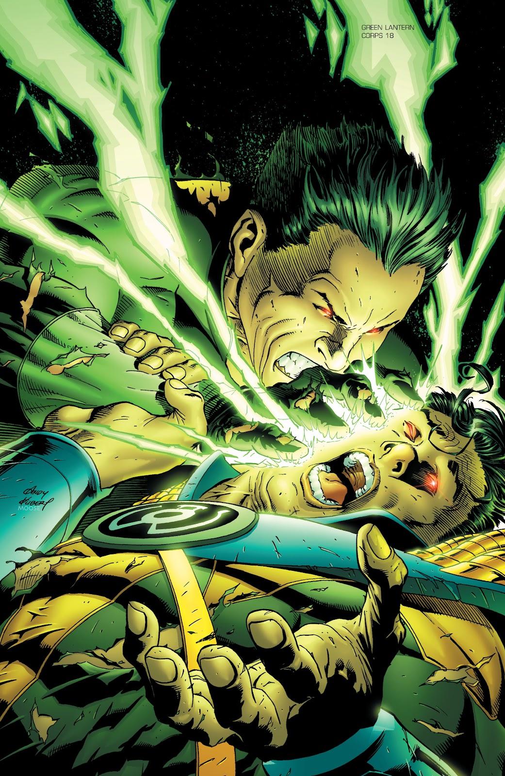 Green Lantern: The Sinestro Corps War Full #1 - English 220
