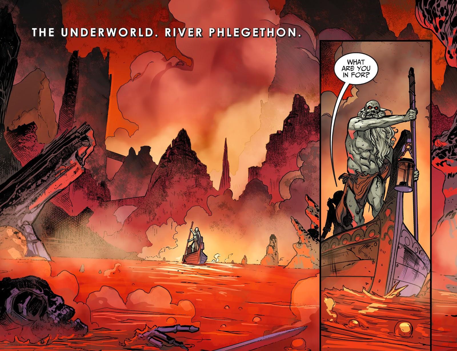 Injustice: Gods Among Us Year Four Issue #17 #18 - English 4