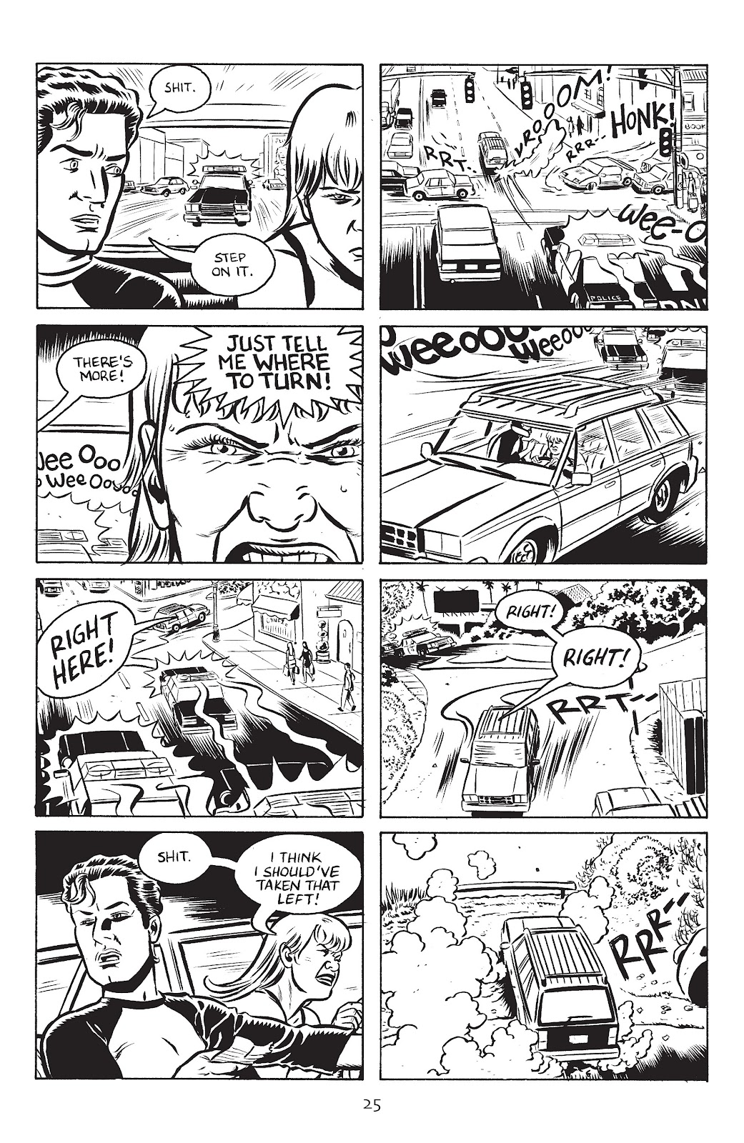 Stray Bullets Issue #27 #27 - English 27