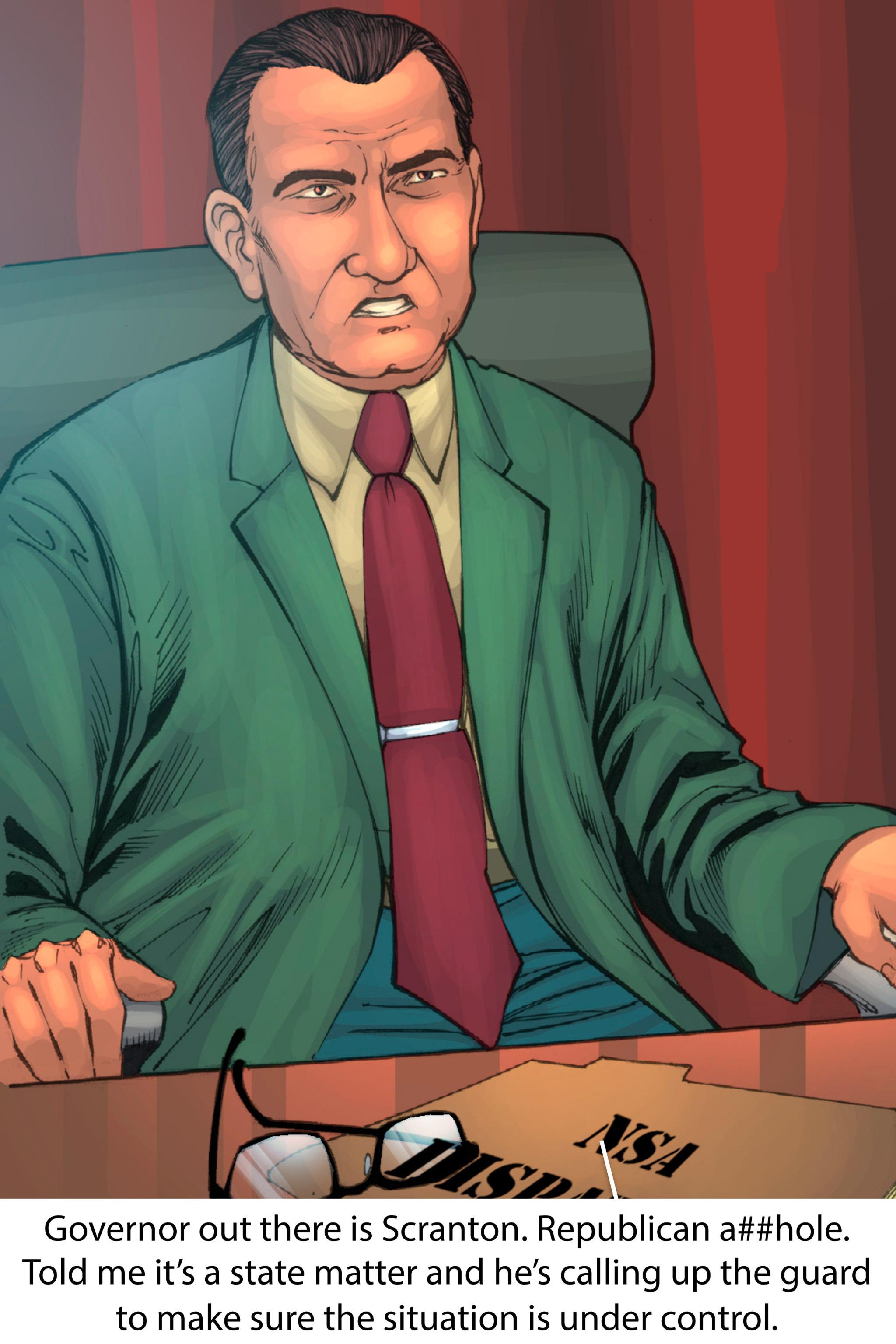Read online Z-Men comic -  Issue #1 - 53