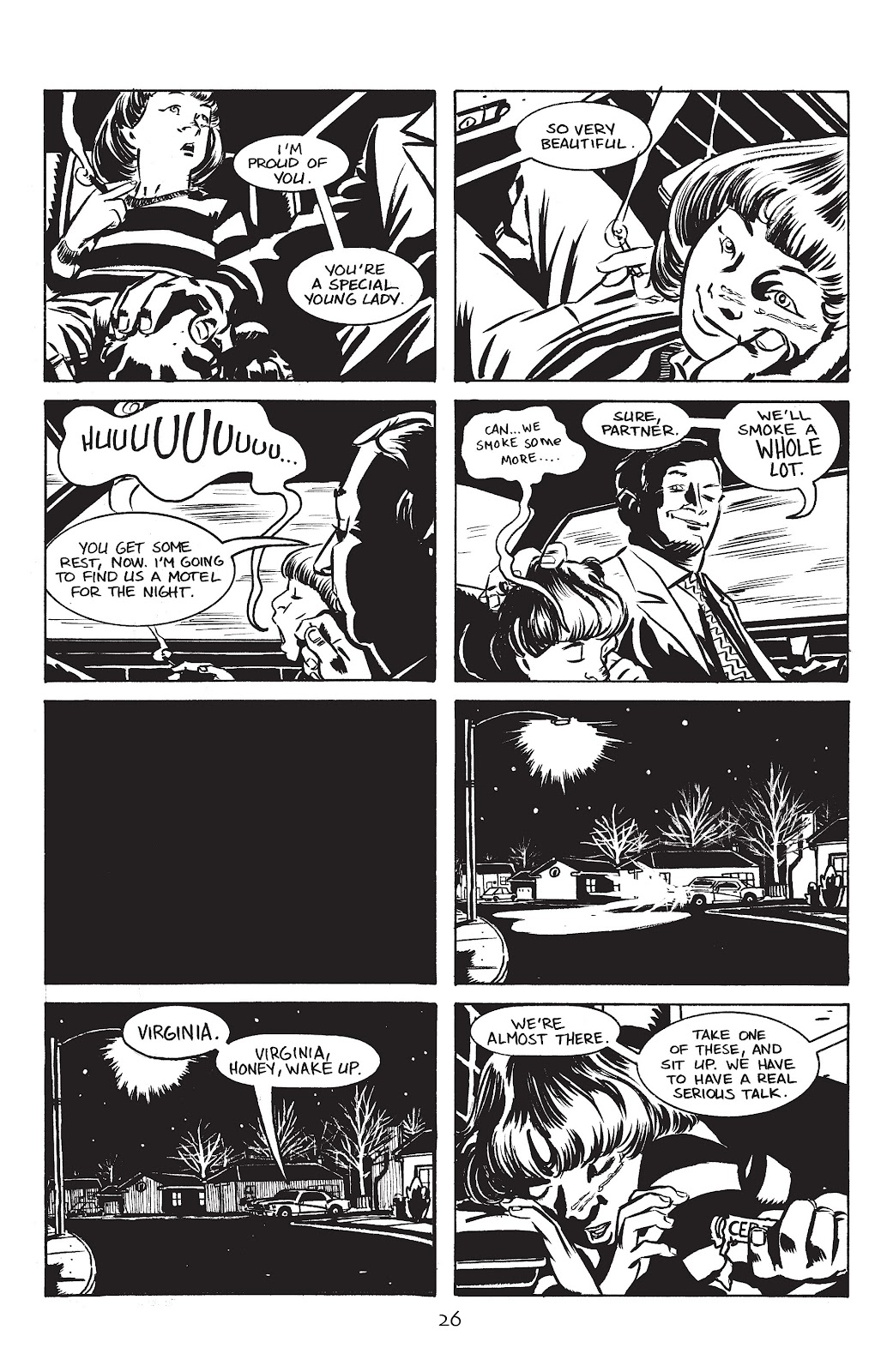 Stray Bullets Issue #4 #4 - English 28