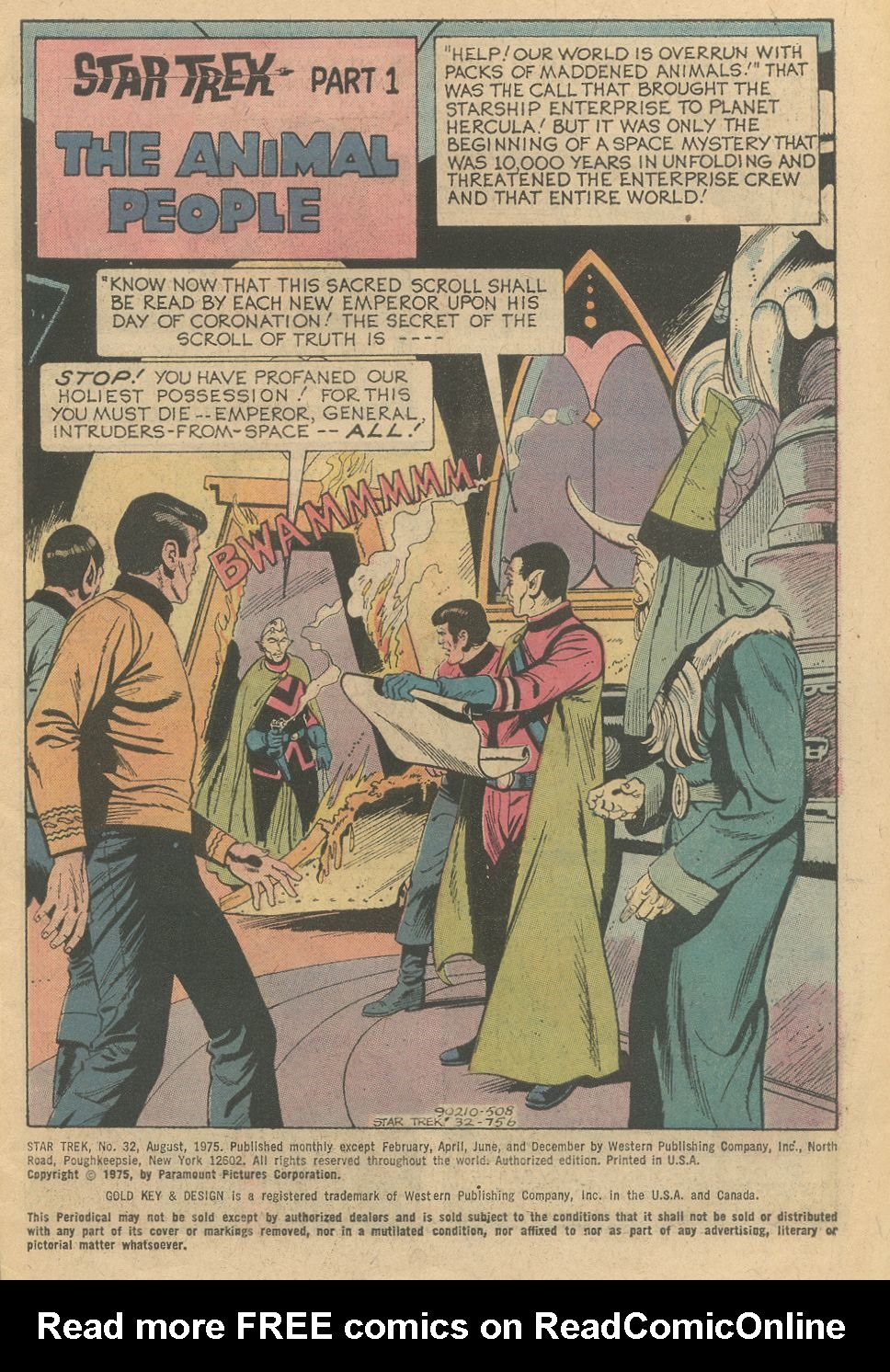Star Trek (1967) Issue #32 #32 - English 2