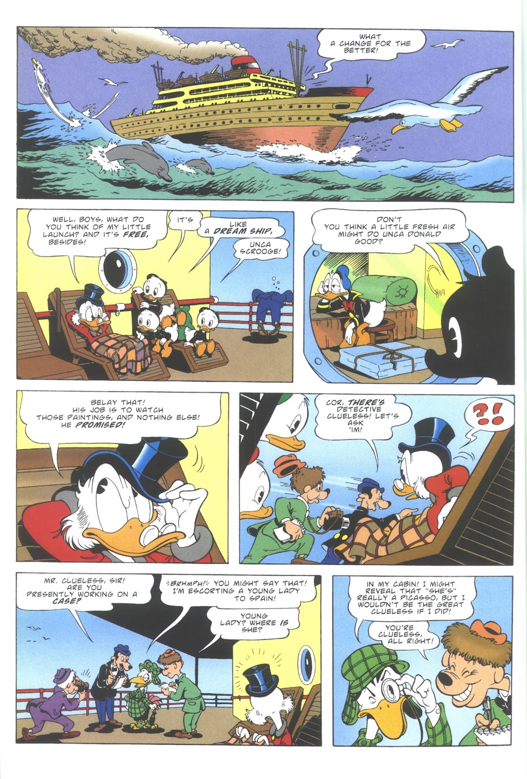 Uncle Scrooge (1953) Issue #353 #353 - English 10