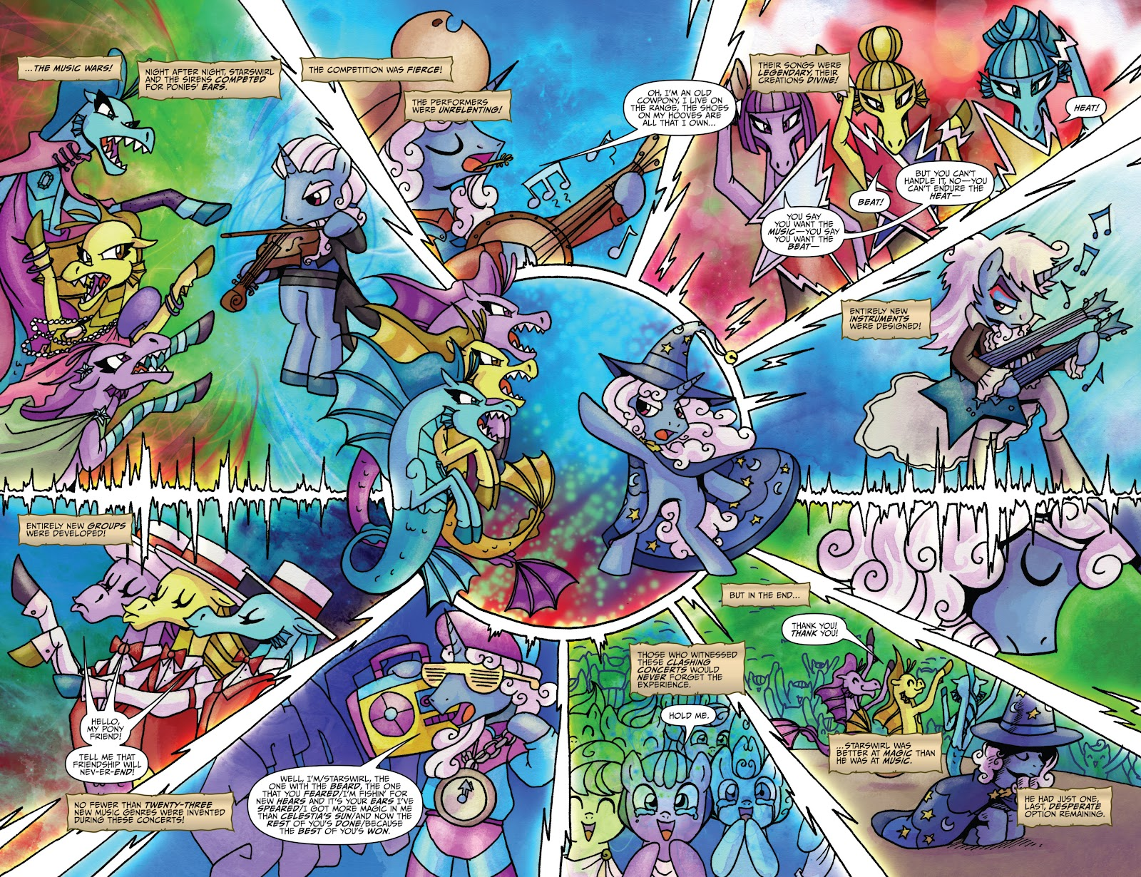 My Little Pony: Fiendship is Magic Issue #3 #3 - English 20