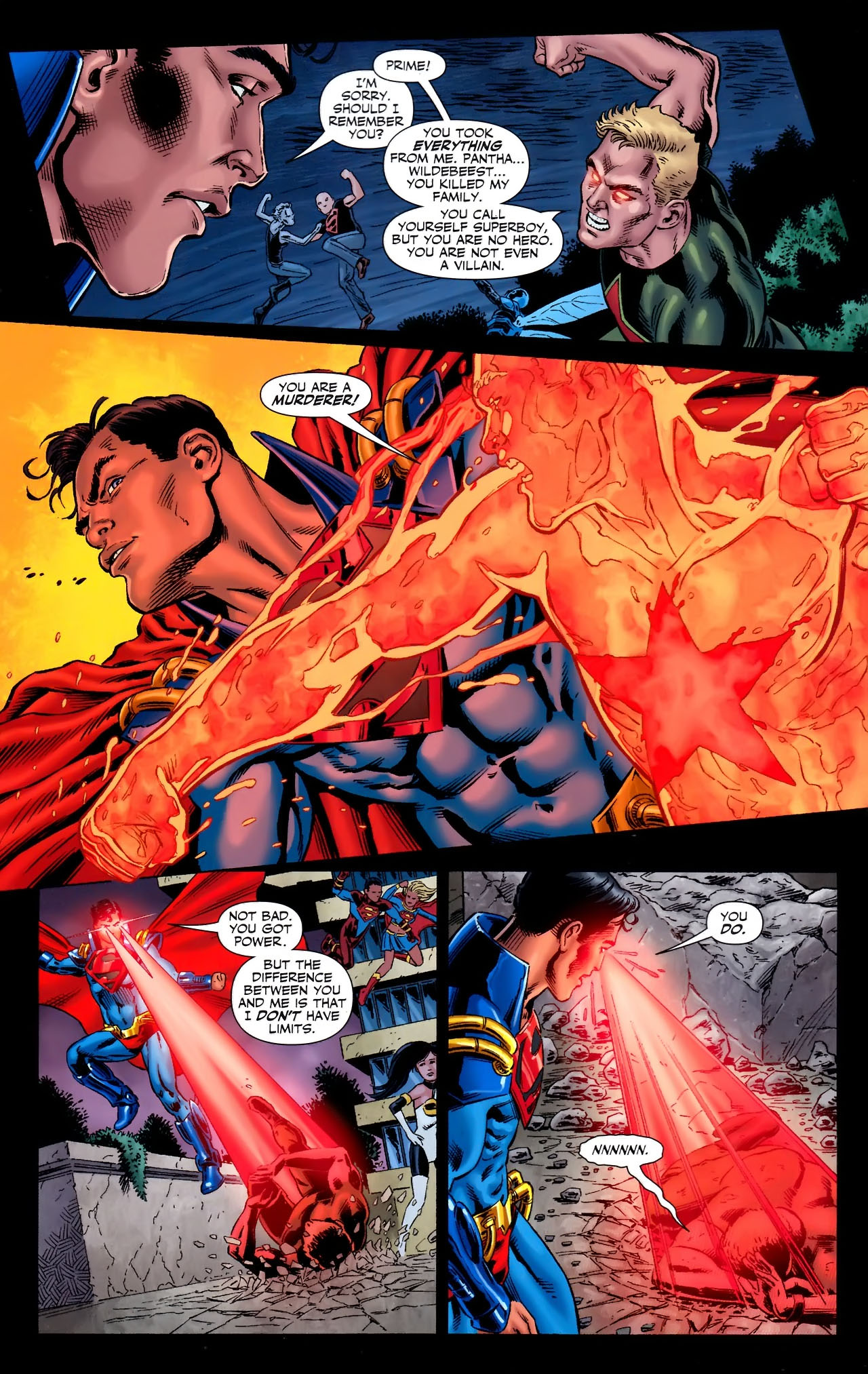 Teen Titans (2003) #100 #110 - English 8