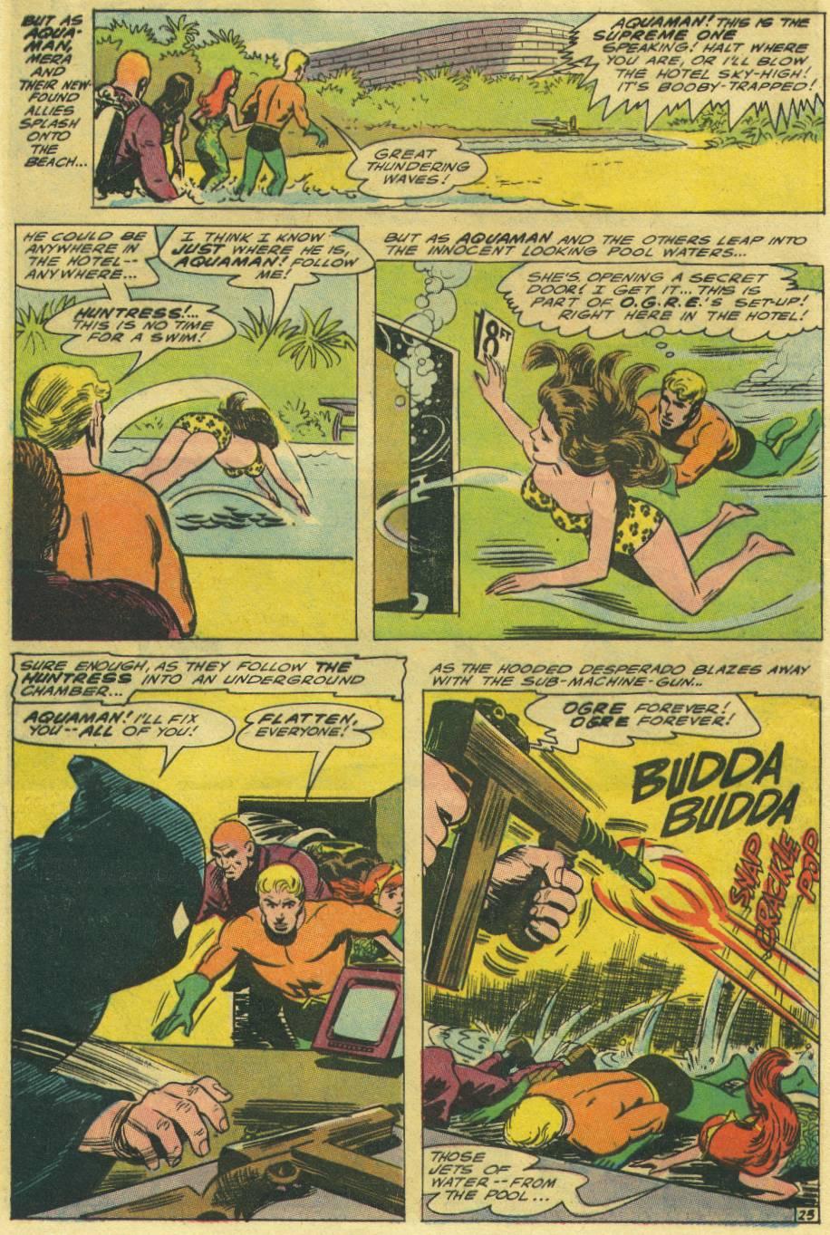Aquaman (1962) Issue #26 #26 - English 32