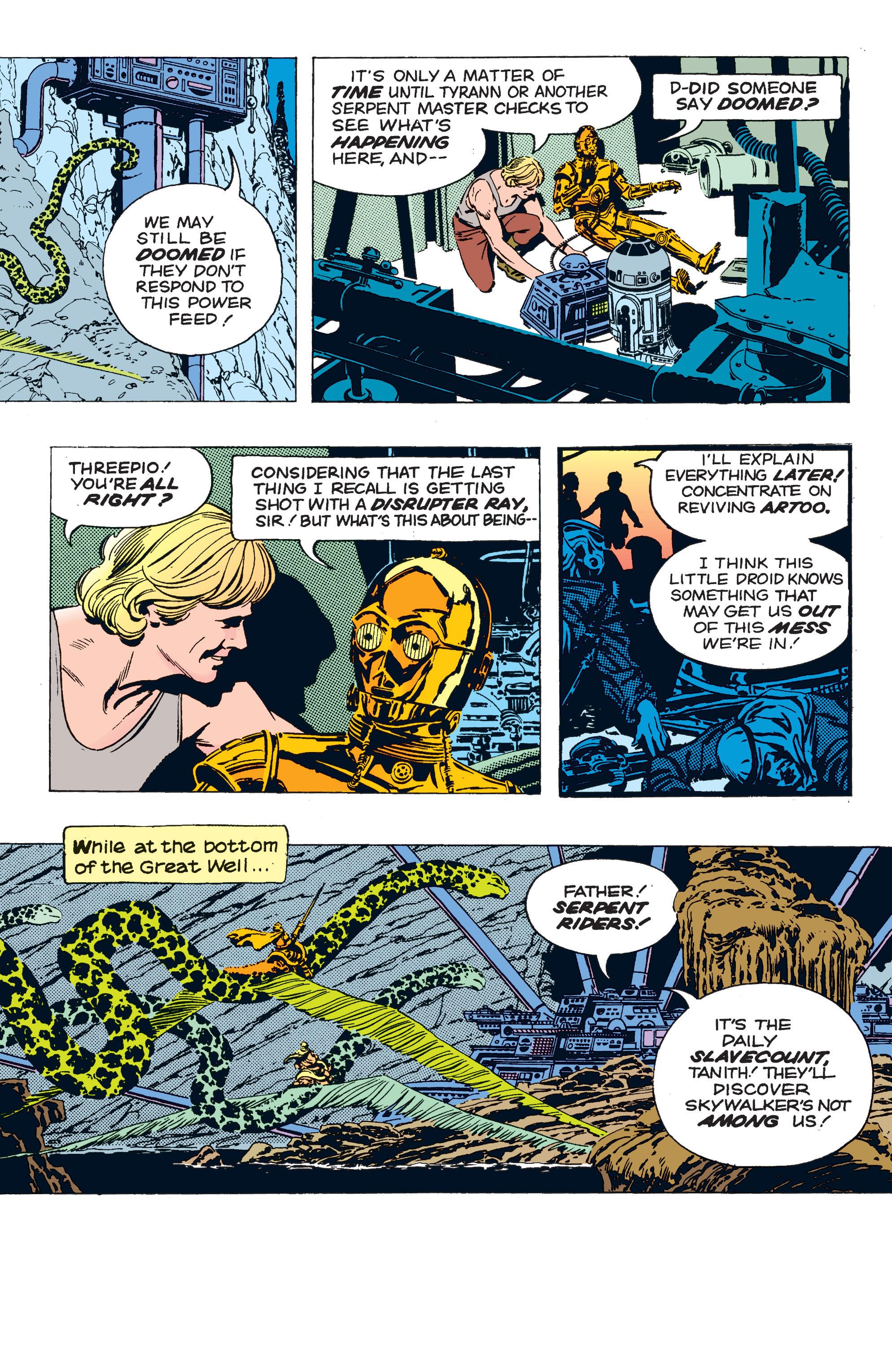 Classic Star Wars #5 #5 - English 25