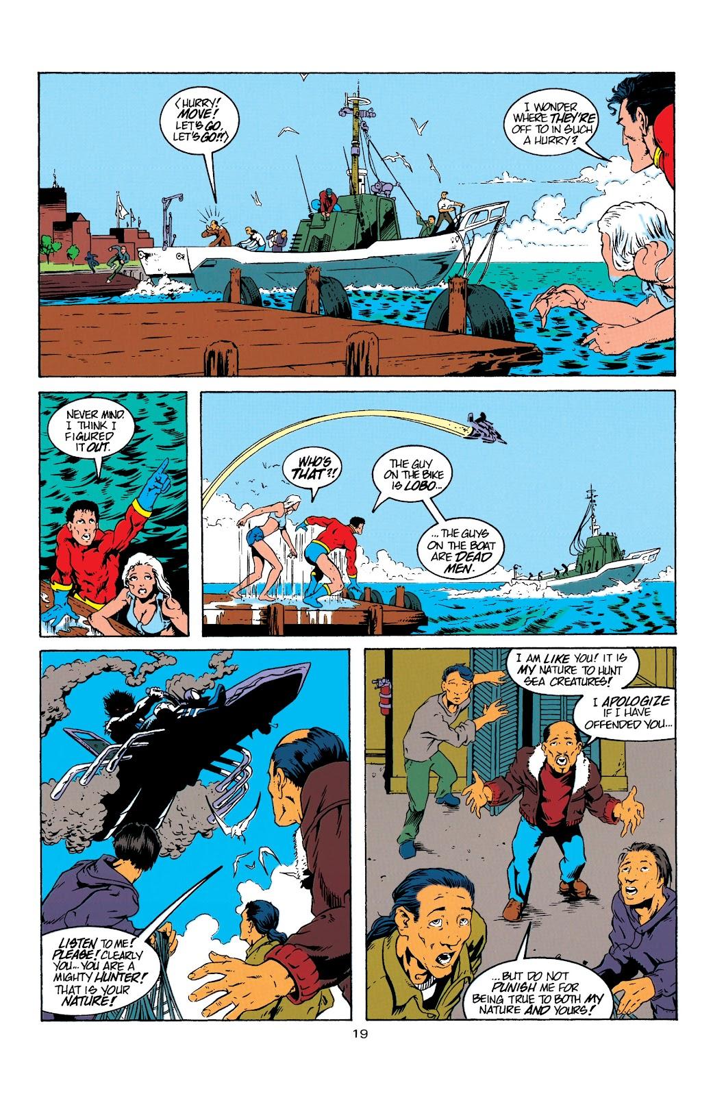 Aquaman (1994) Issue #4 #10 - English 20