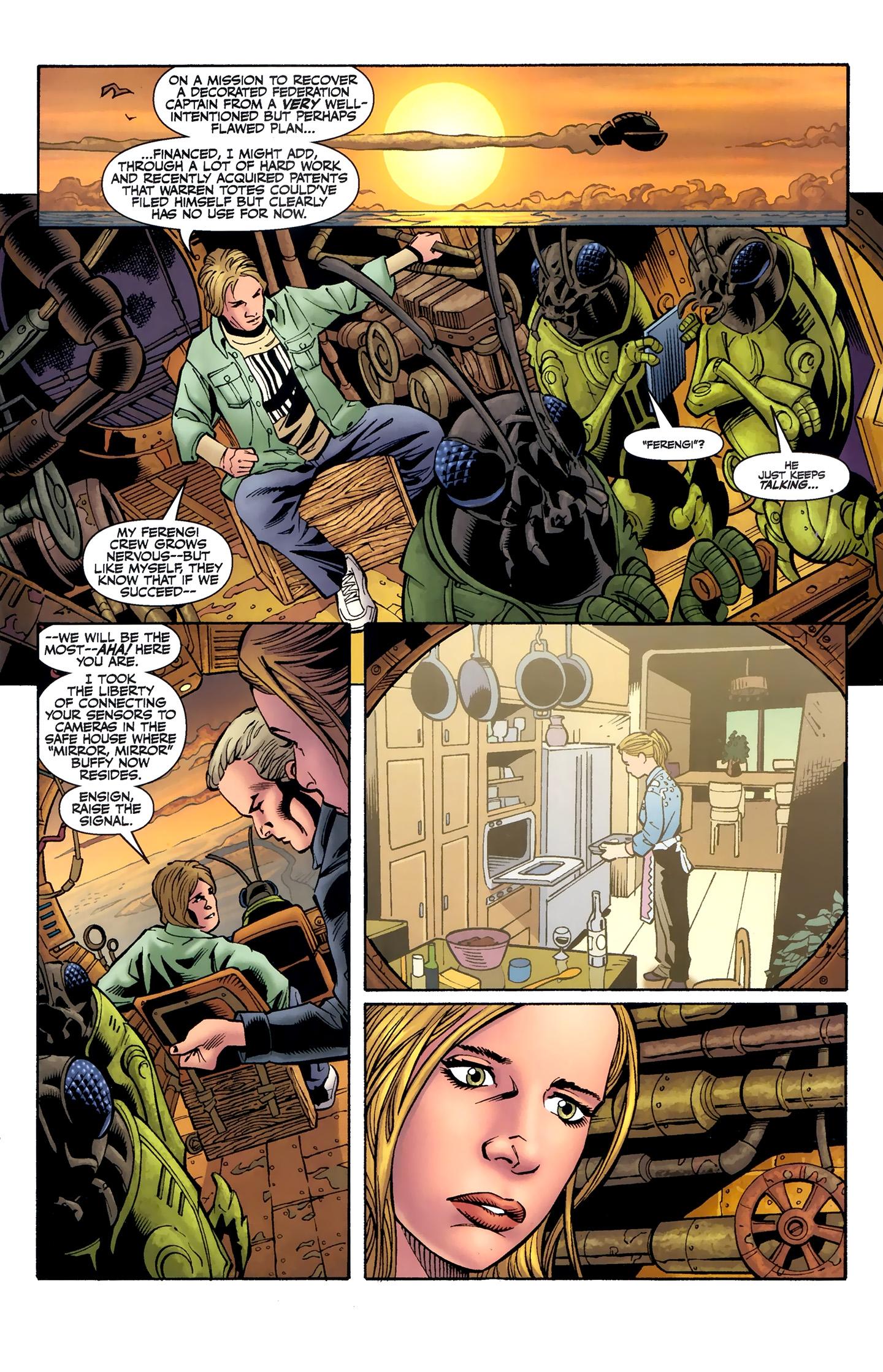 Read online Buffy the Vampire Slayer Season Nine comic -  Issue #8 - 22