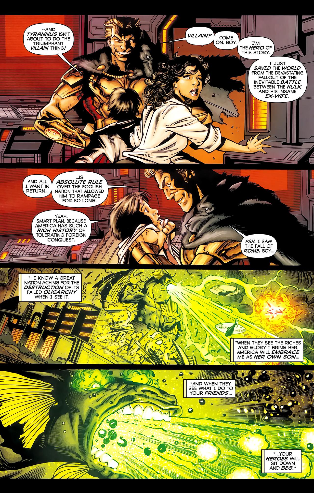Incredible Hulks (2010) #635 #26 - English 12