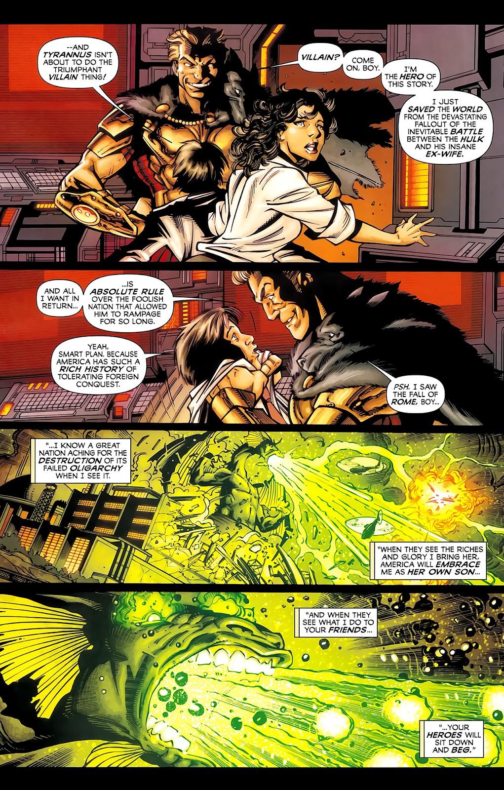 Incredible Hulks (2010) Issue #635 #25 - English 12