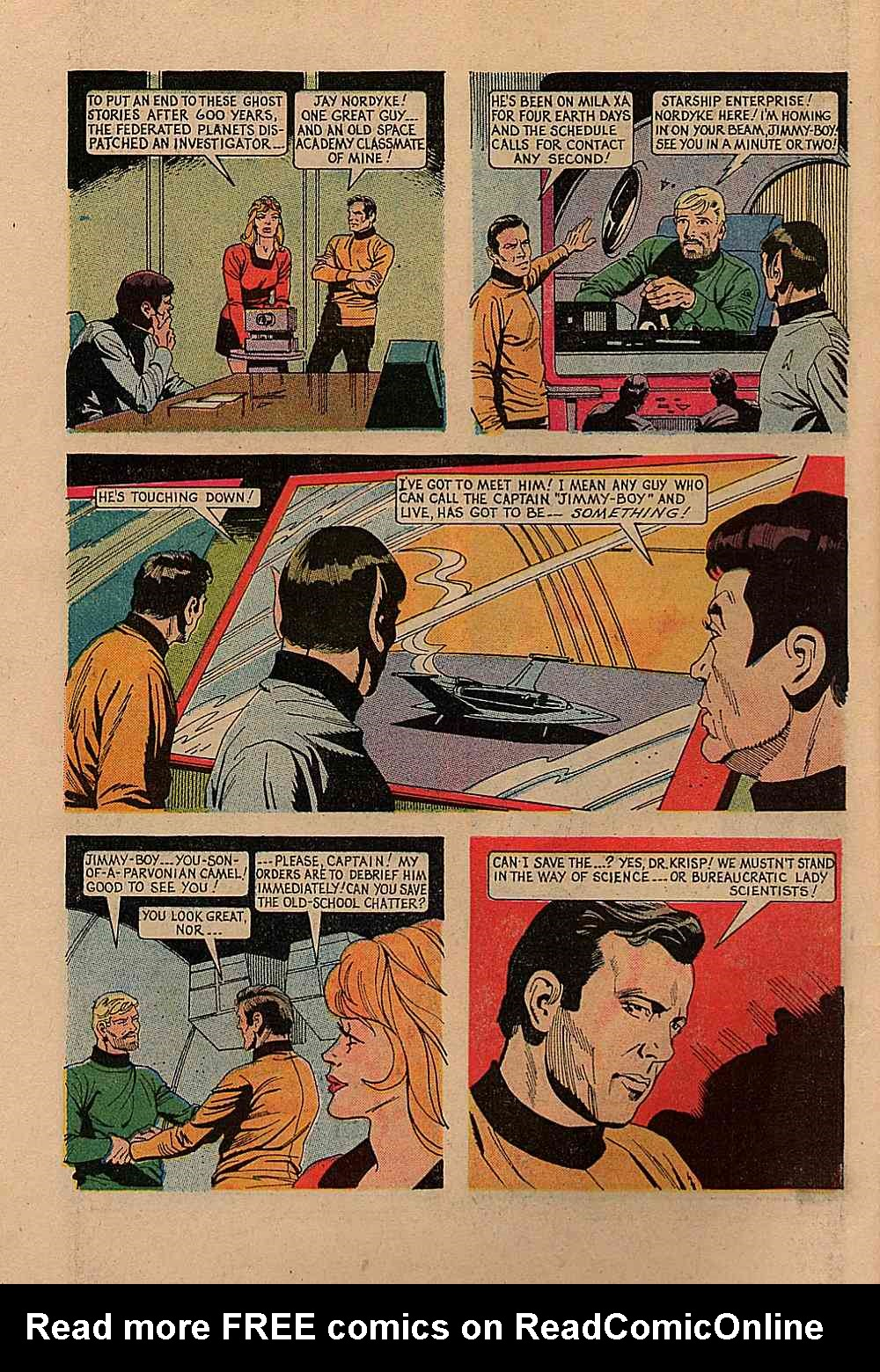 Star Trek (1967) Issue #19 #19 - English 5