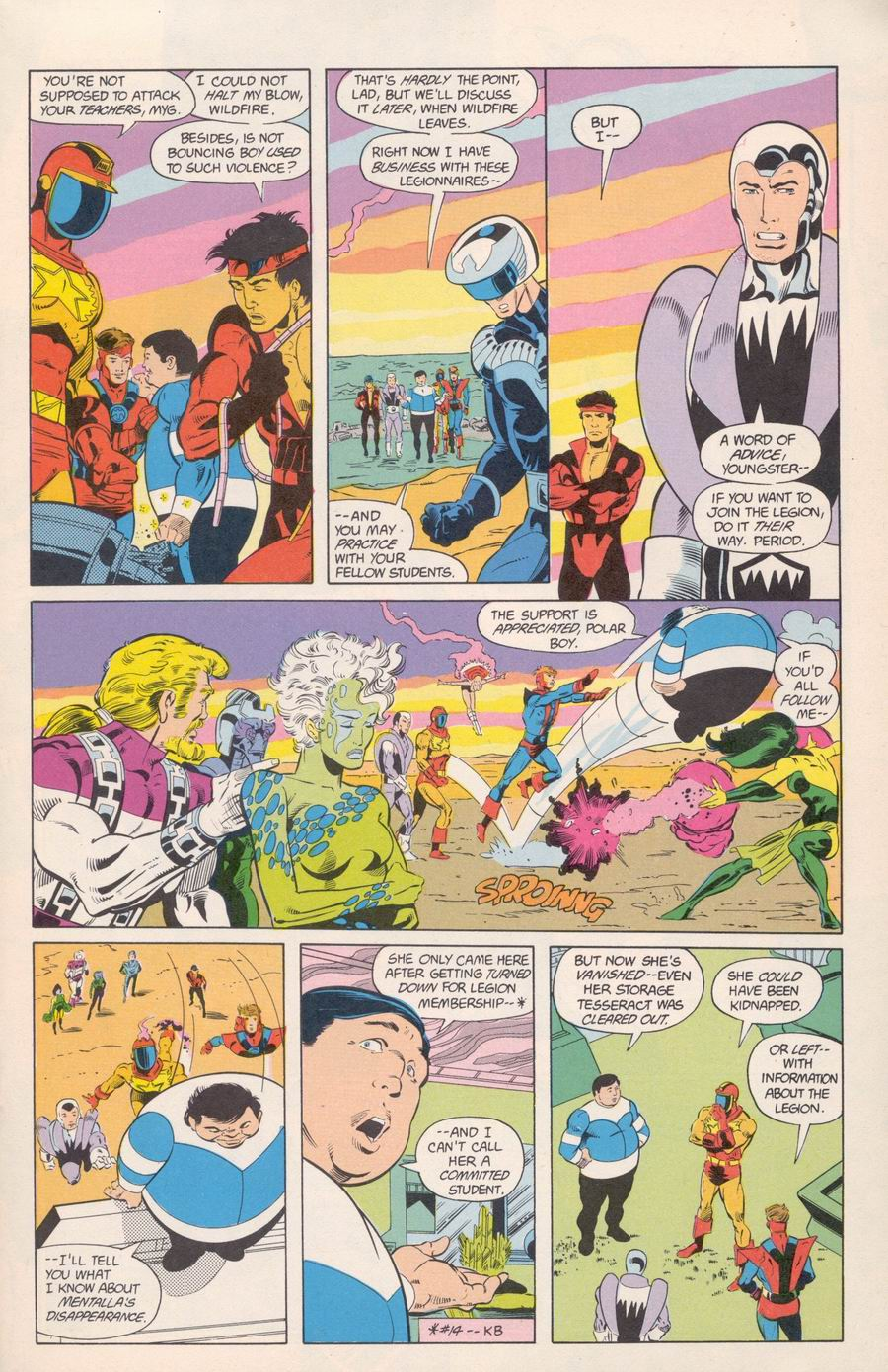 Tales of the Legion Issue #349 #36 - English 6