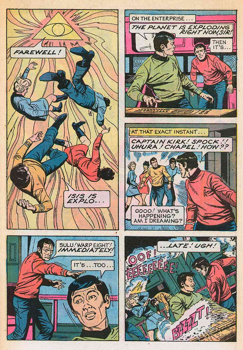 Star Trek (1967) Issue #30 #30 - English 24