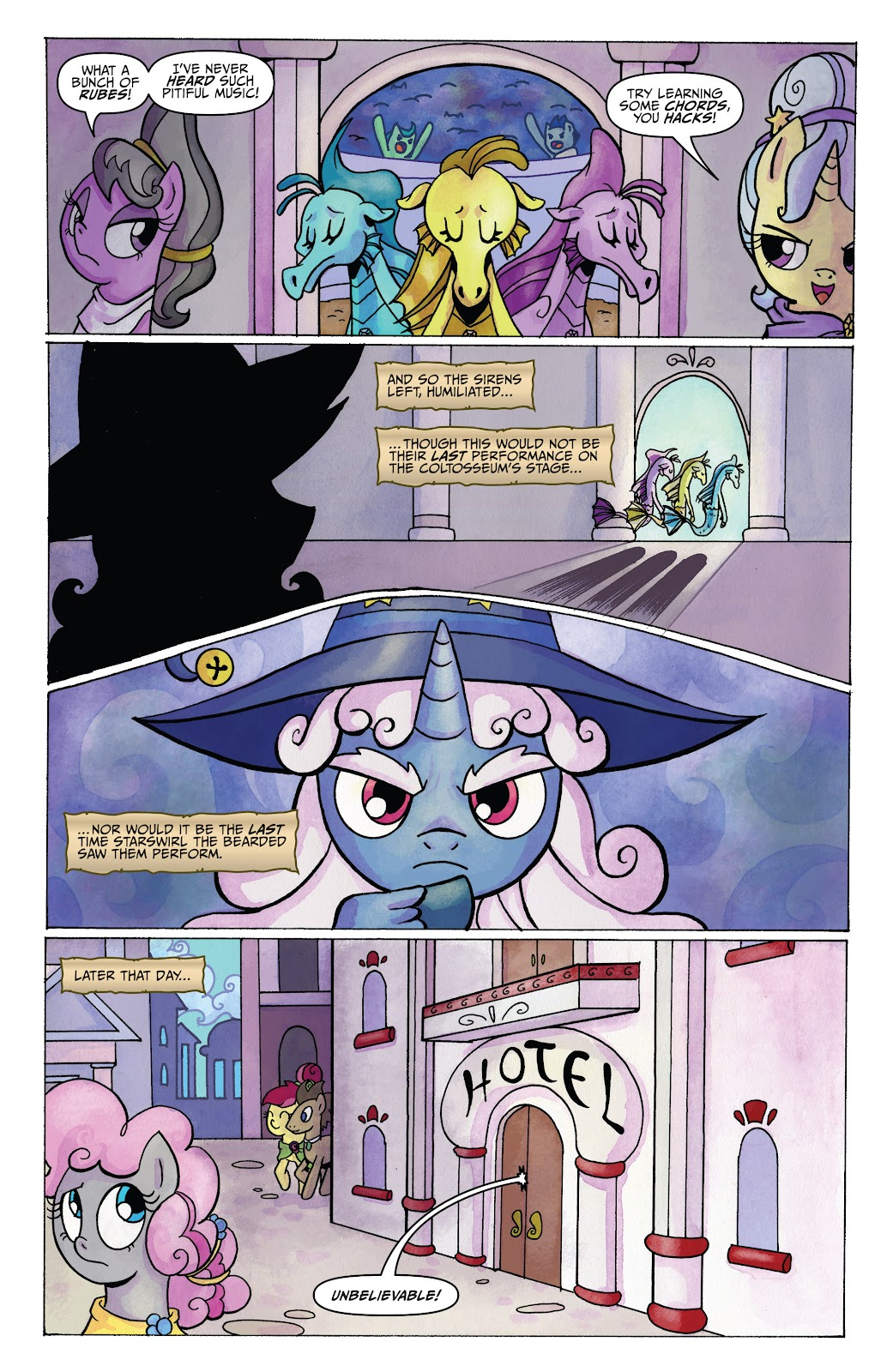 My Little Pony: Fiendship is Magic Issue #3 #3 - English 11