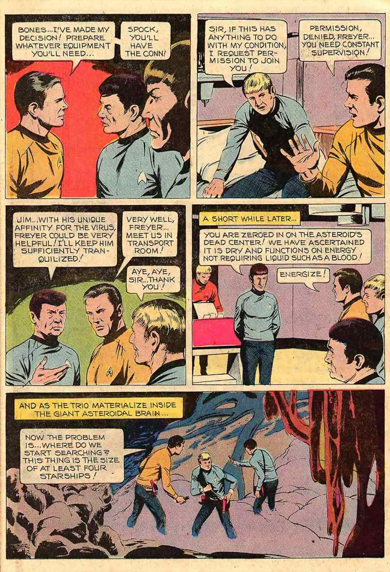 Star Trek (1967) #58 #58 - English 18