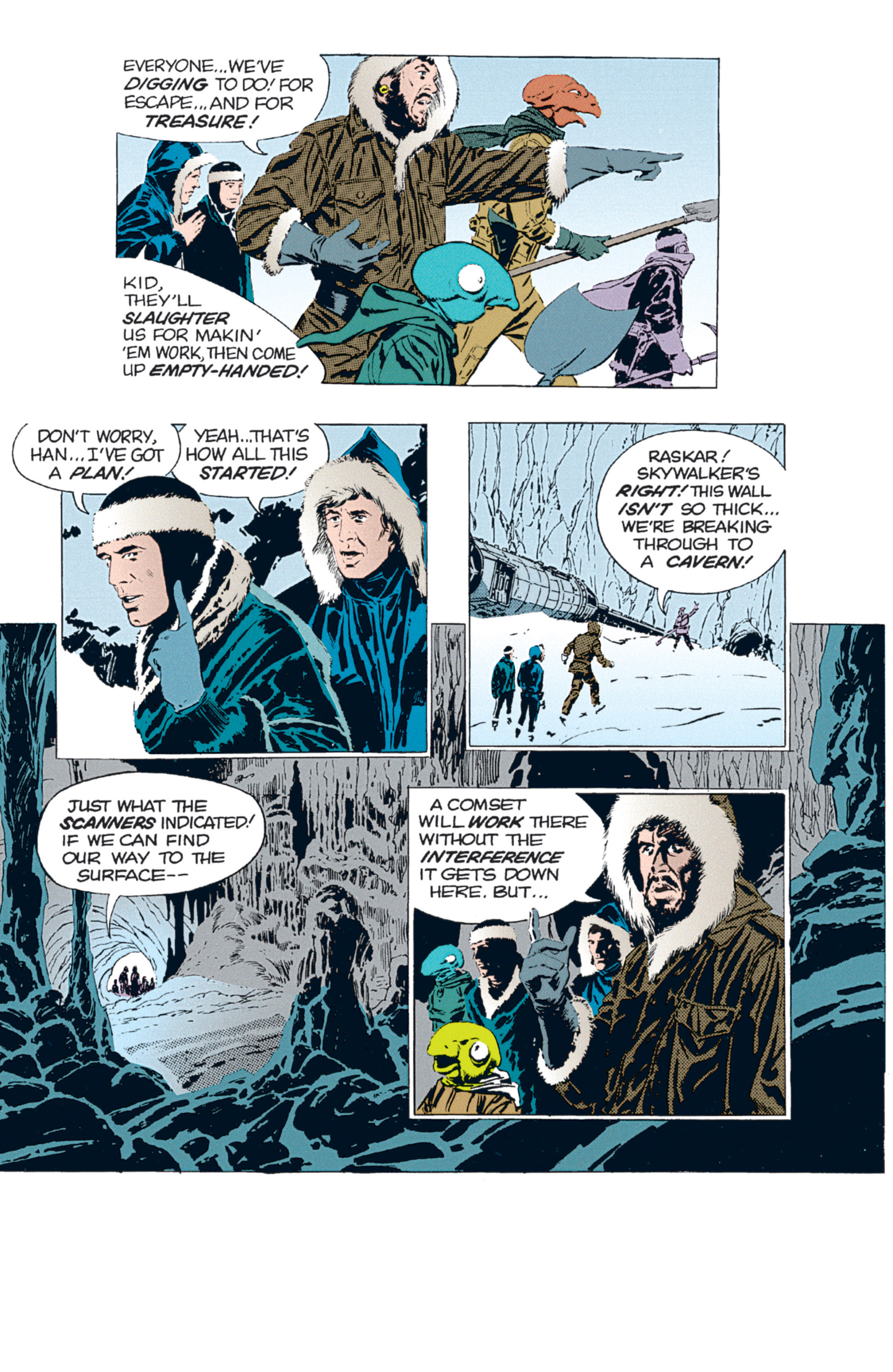 Classic Star Wars #19 #19 - English 30