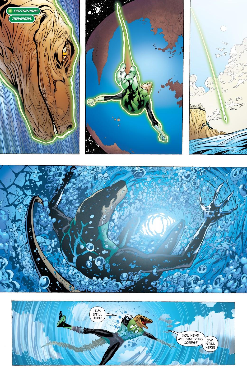 Green Lantern: The Sinestro Corps War Full #1 - English 294