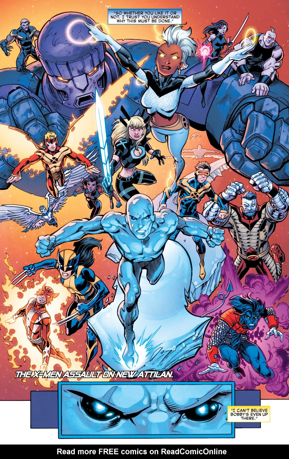 All-New X-Men (2016) Issue #17 #19 - English 9