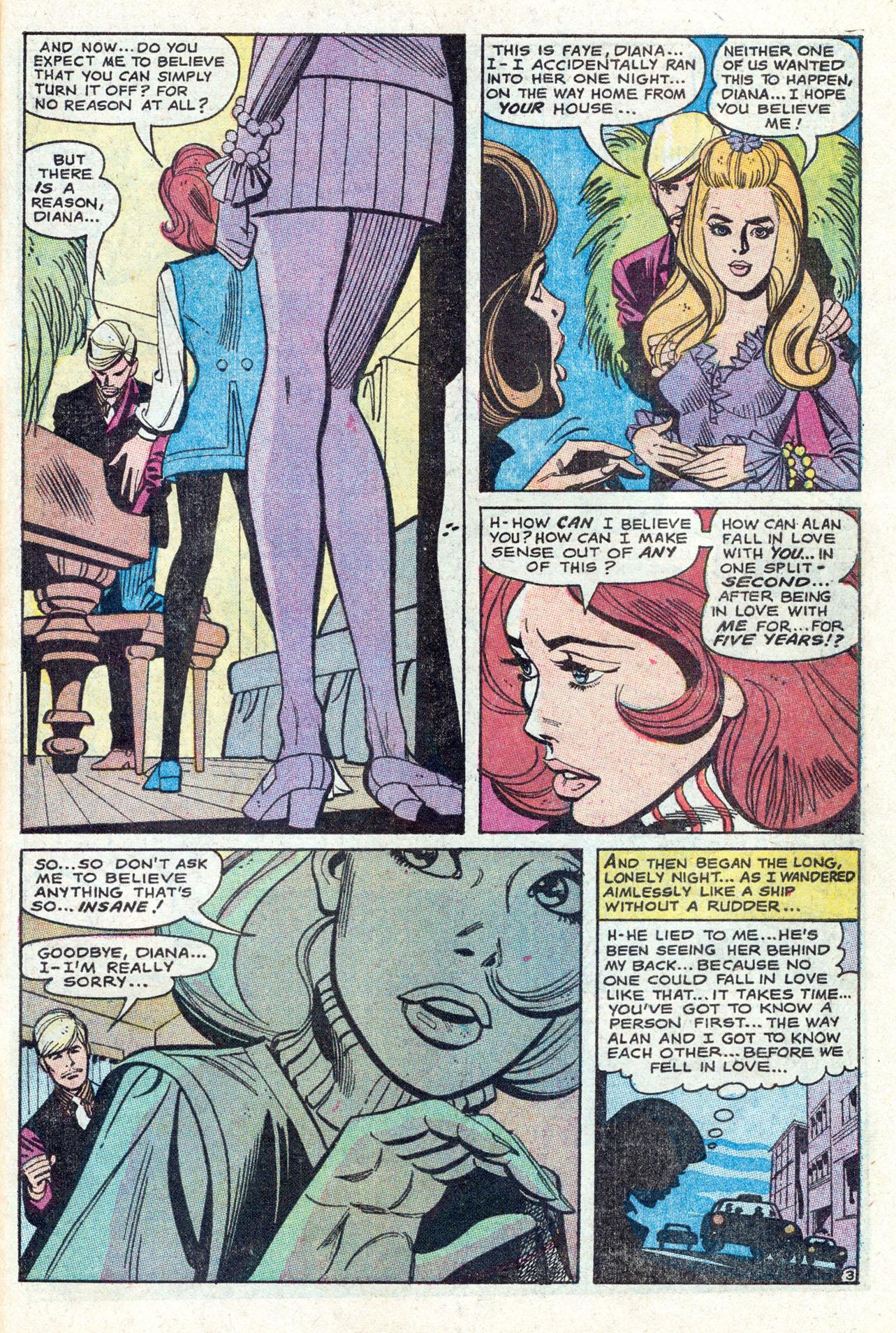 Read online Secret Hearts comic -  Issue #142 - 27