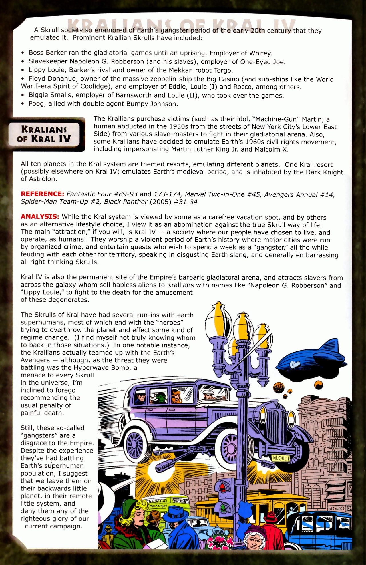 Read online Skrulls! comic -  Issue # Full - 26