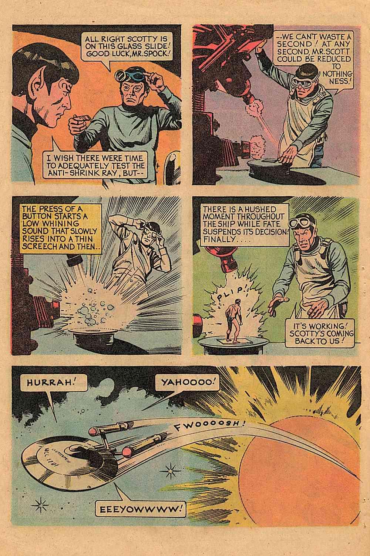 Star Trek (1967) Issue #25 #25 - English 25
