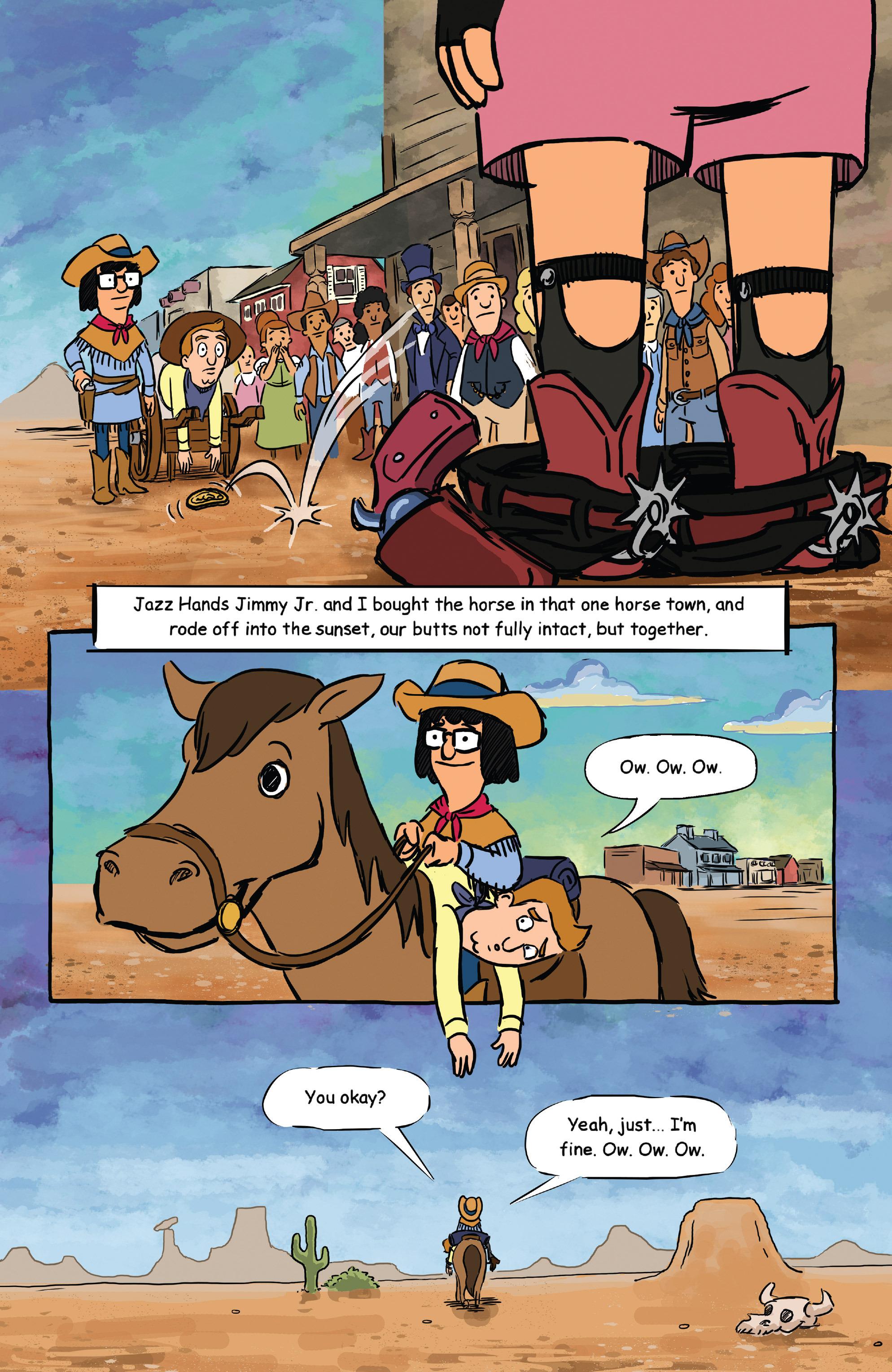 Read online Bob's Burgers (2014) comic -  Issue #3 - 10