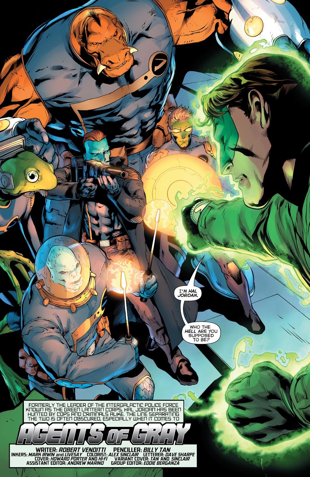 Green Lantern (2011) Issue #52 #61 - English 4