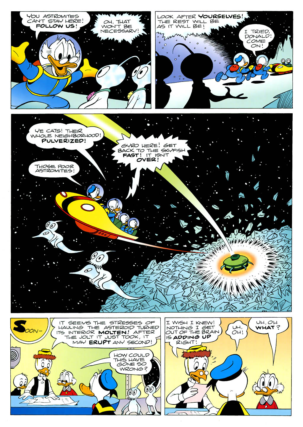 Uncle Scrooge (1953) Issue #322 #322 - English 16