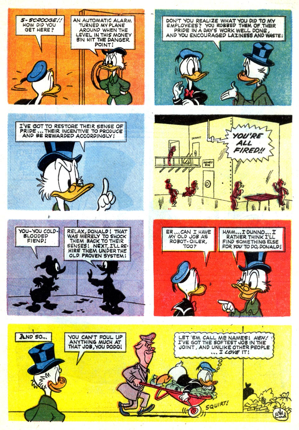 Uncle Scrooge (1953) Issue #40 #40 - English 32