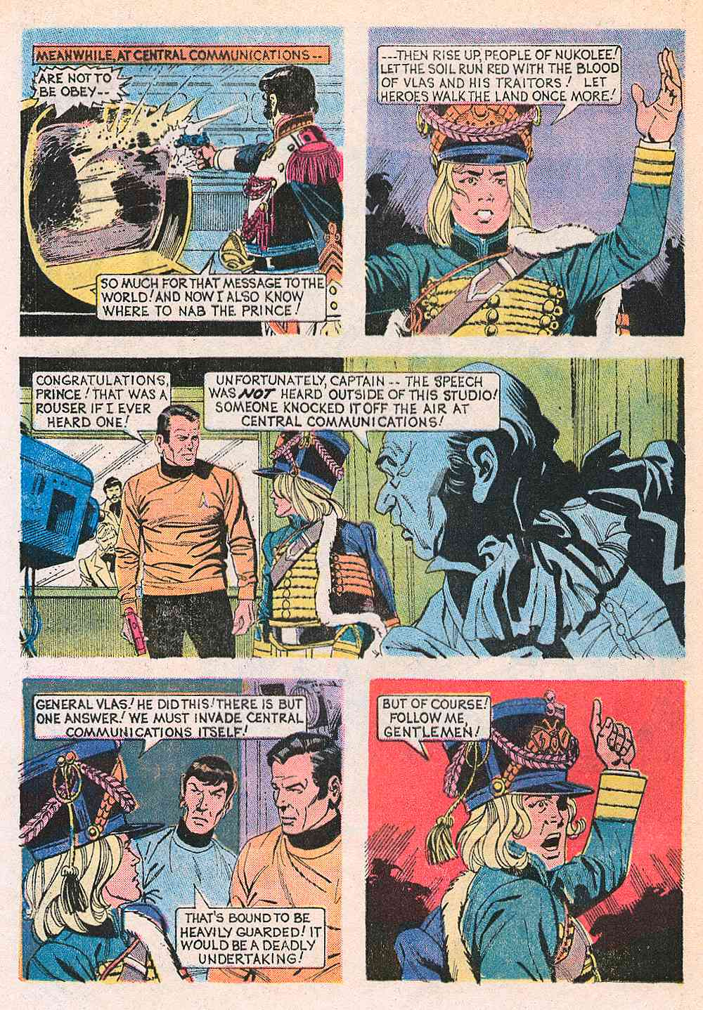 Star Trek (1967) Issue #20 #20 - English 18