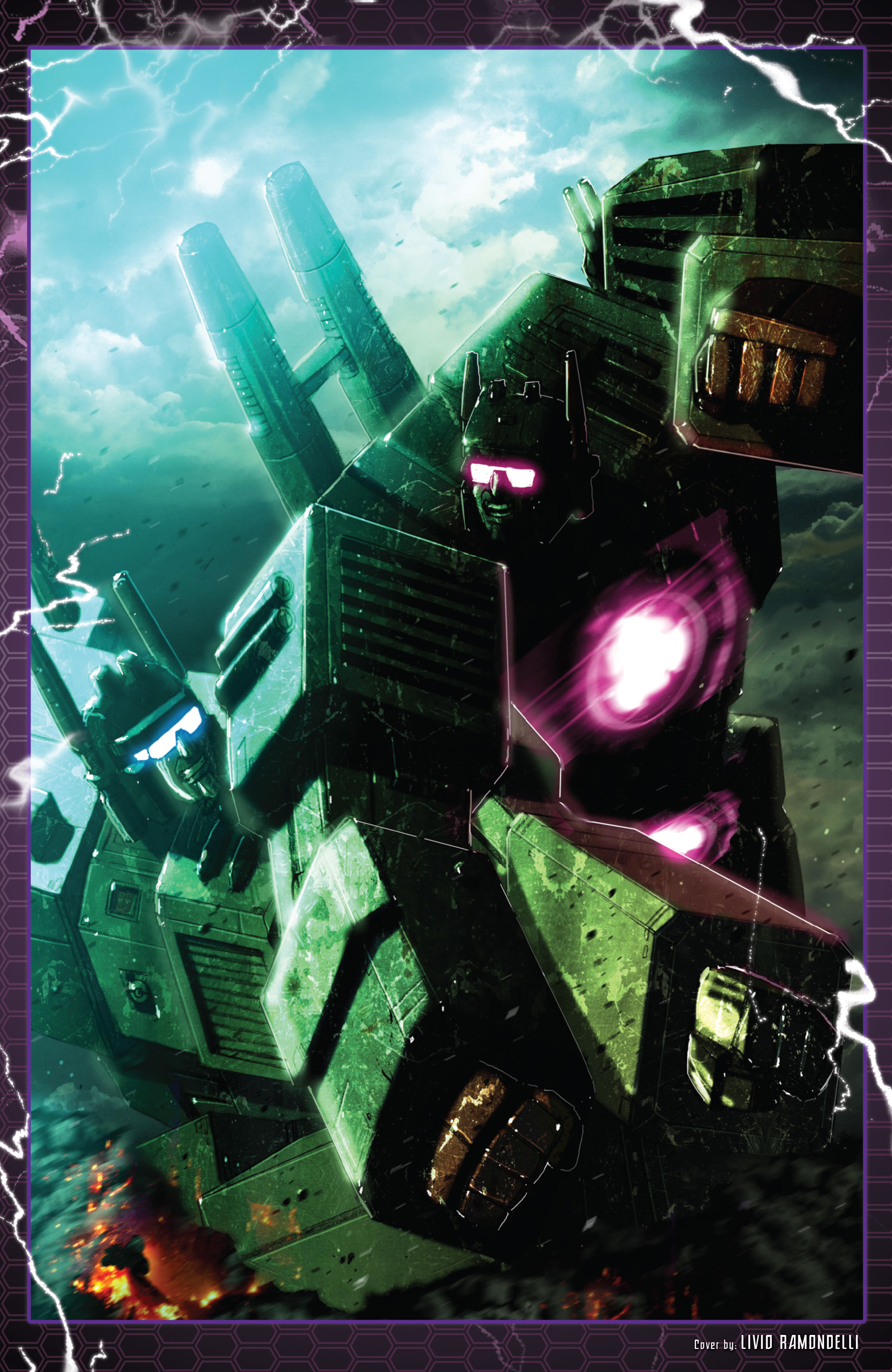 Read online The Transformers: Dark Cybertron Finale comic -  Issue # Full - 152