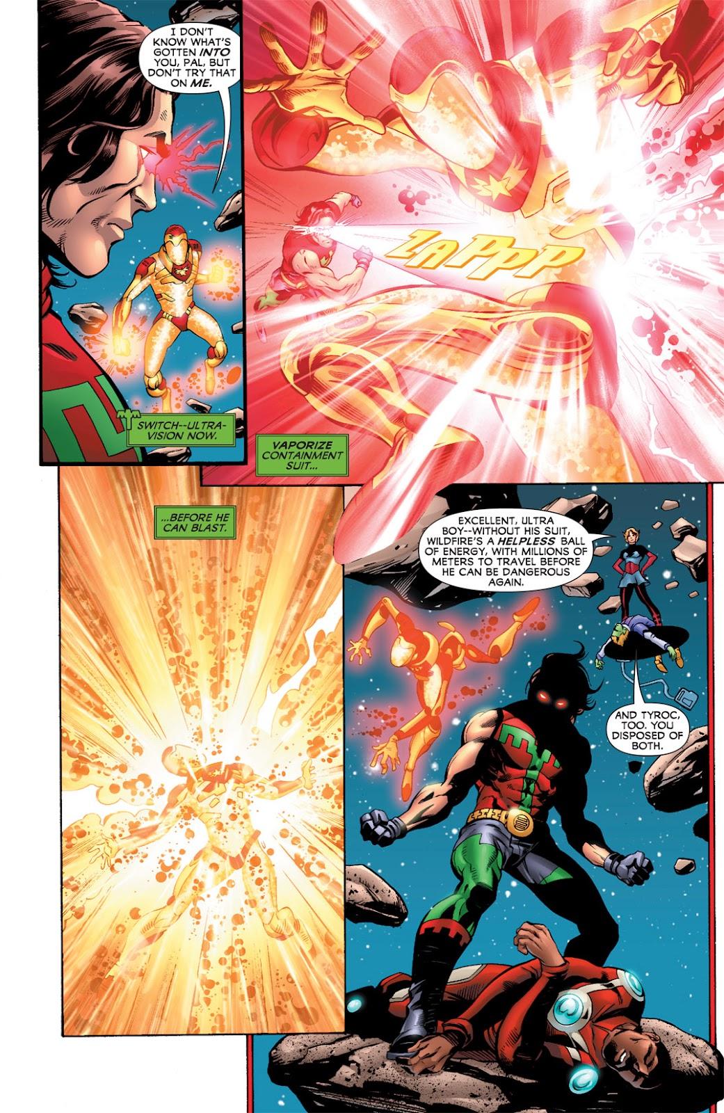 Legion of Super-Heroes (2010) Issue #2 #3 - English 17