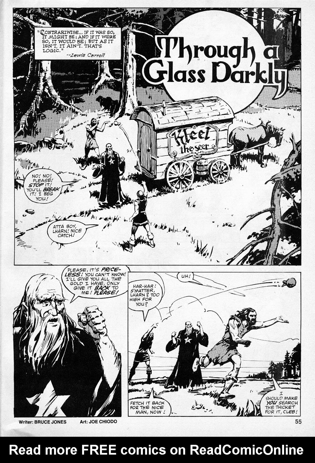 The Savage Sword Of Conan Issue #77 #78 - English 52