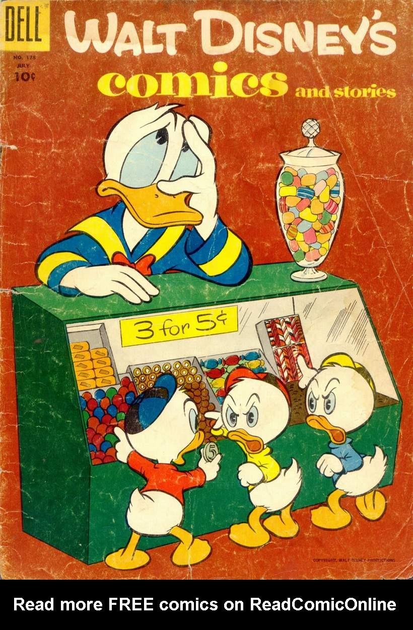 Walt Disneys Comics and Stories 178 Page 1